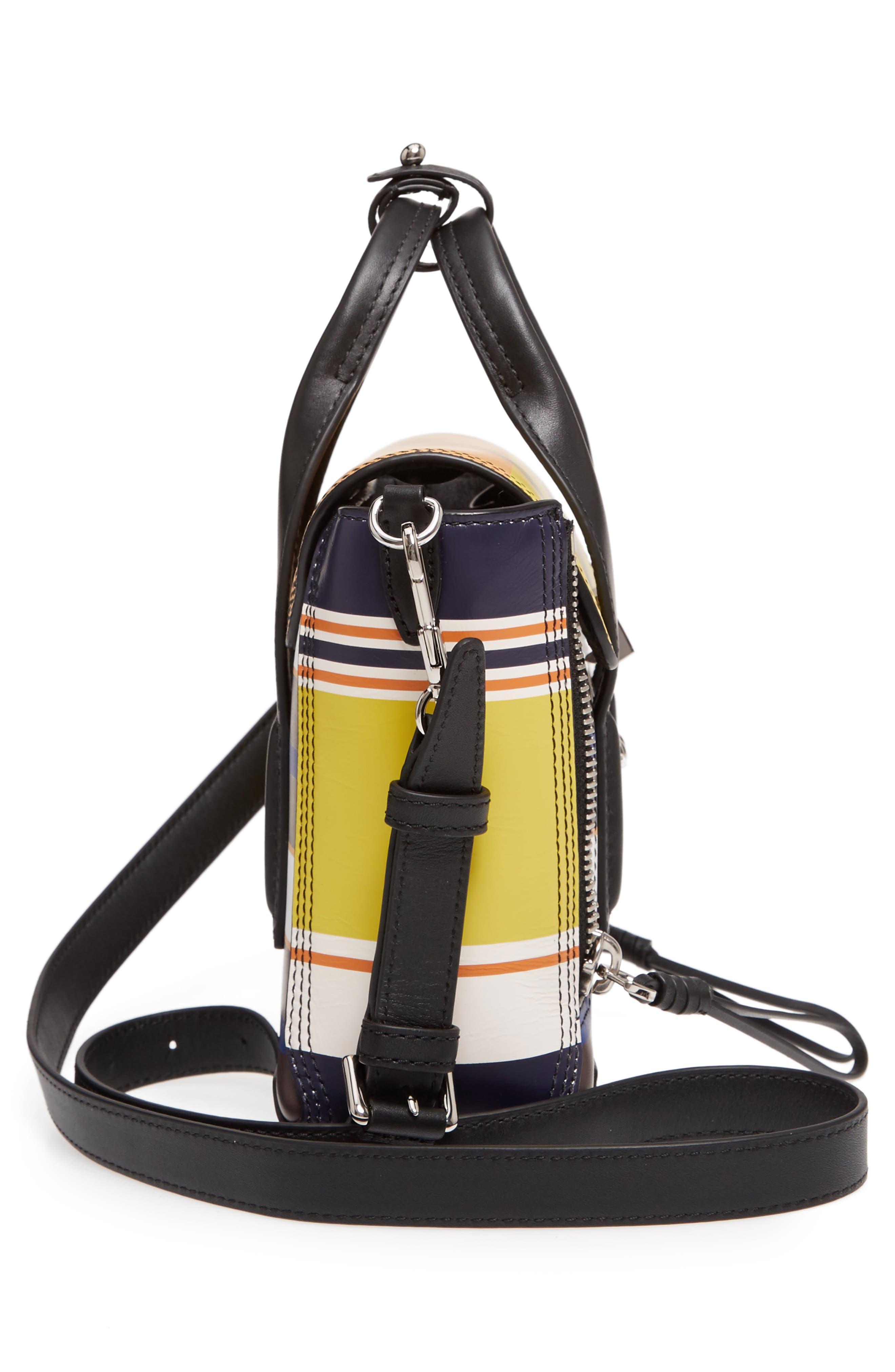 Alternate Image 5  - 3.1 Phillip Lim Mini Pashli Stripe Leather Satchel