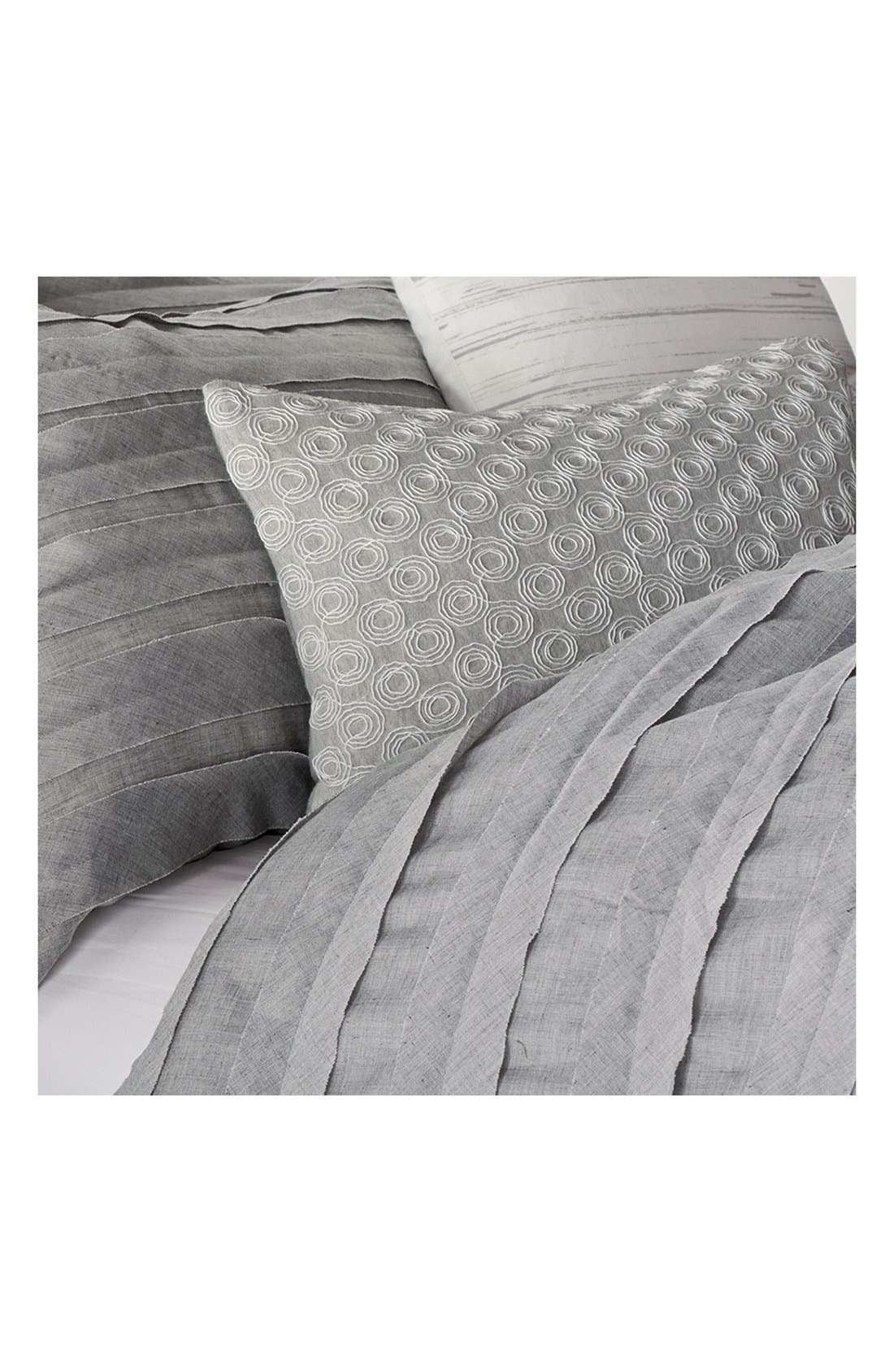'Loft Stripe' Duvet Cover,                             Alternate thumbnail 2, color,                             Grey