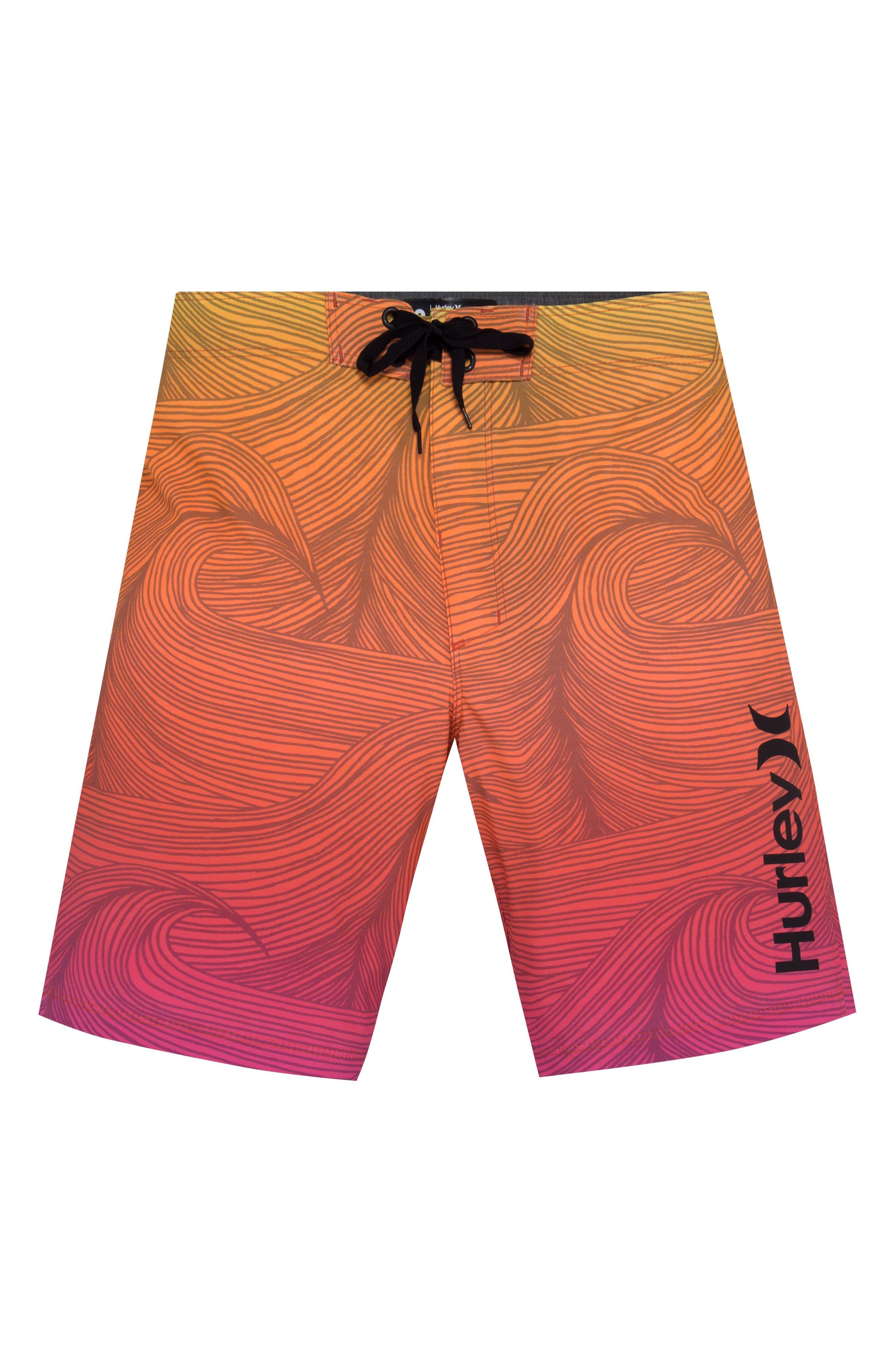 Hurley Phantom 30 Brooks Board Shorts (Big Boys)