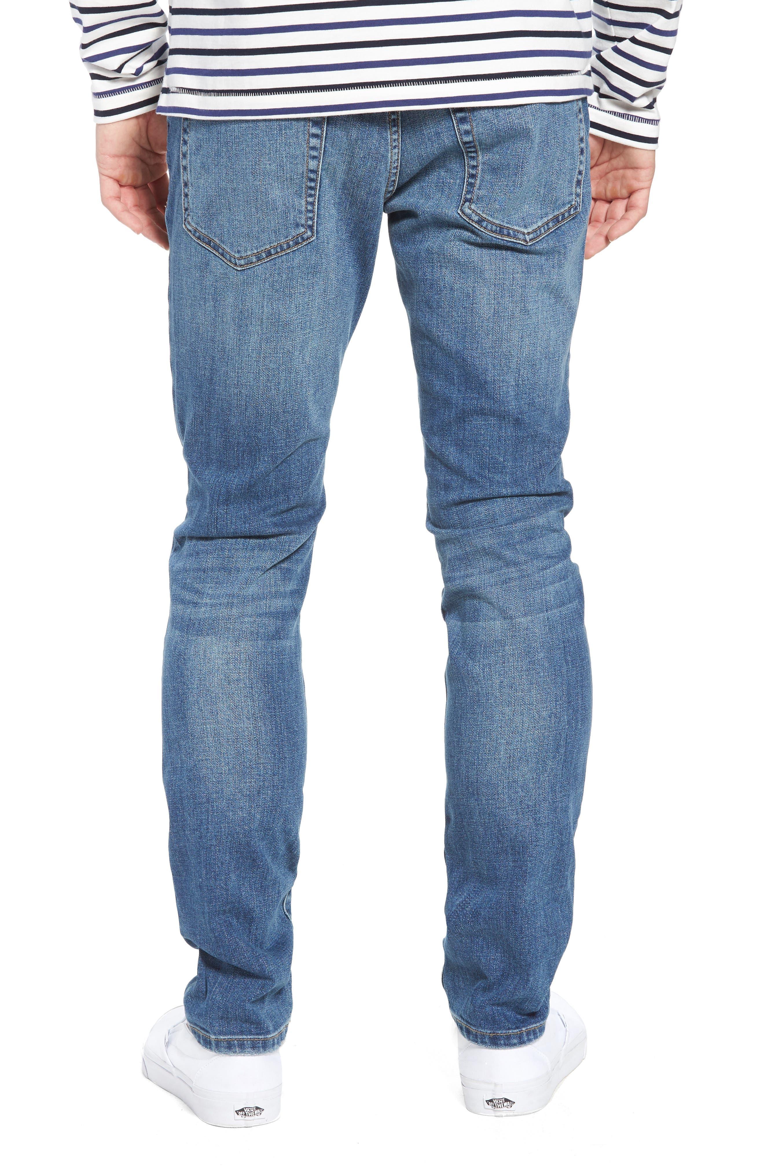 Jeans Co. Bond Skinny Fit Jeans,                             Alternate thumbnail 2, color,                             Bryson Vintage Medium