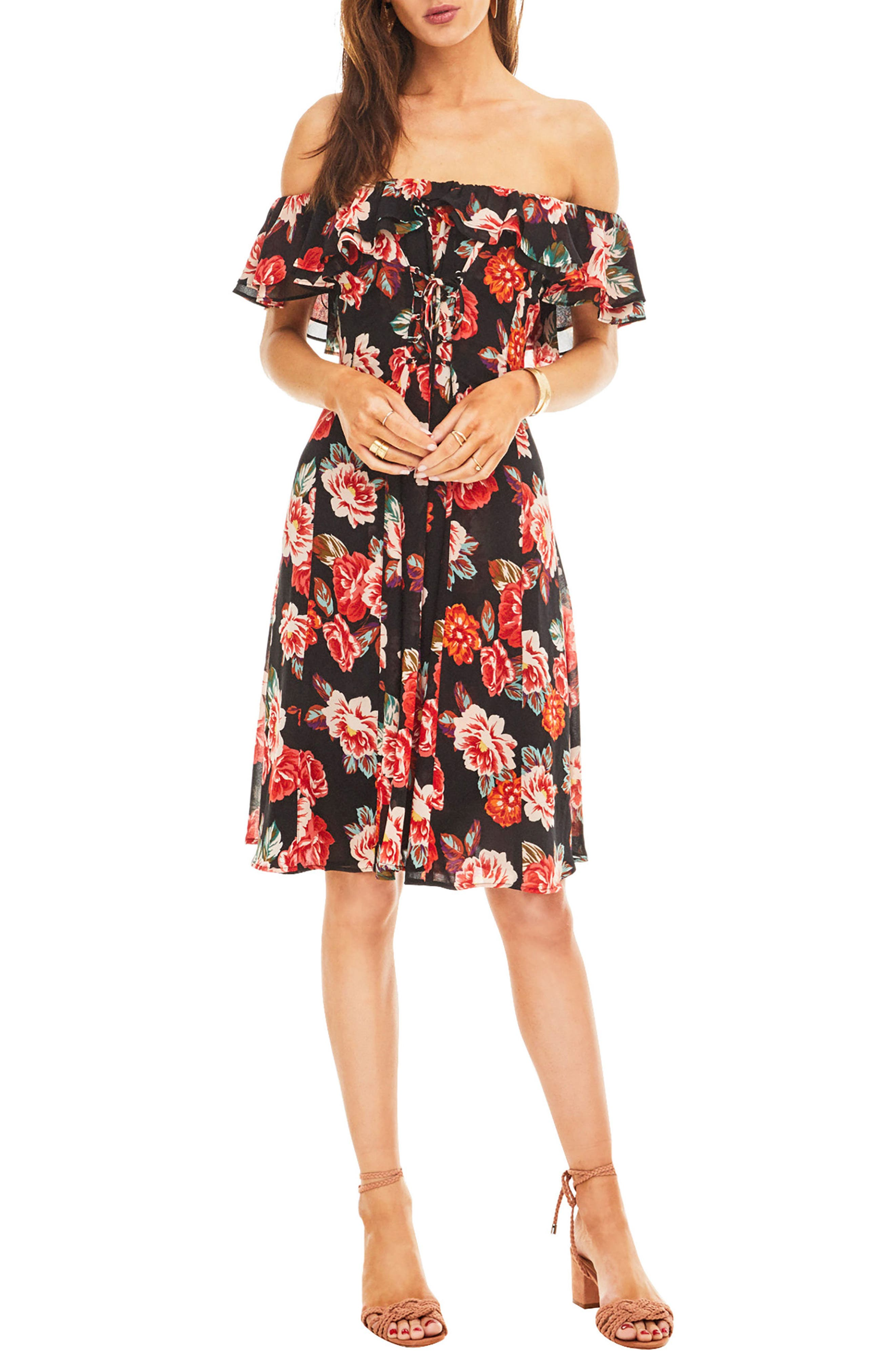 ASTR the Label Cassidy Dress