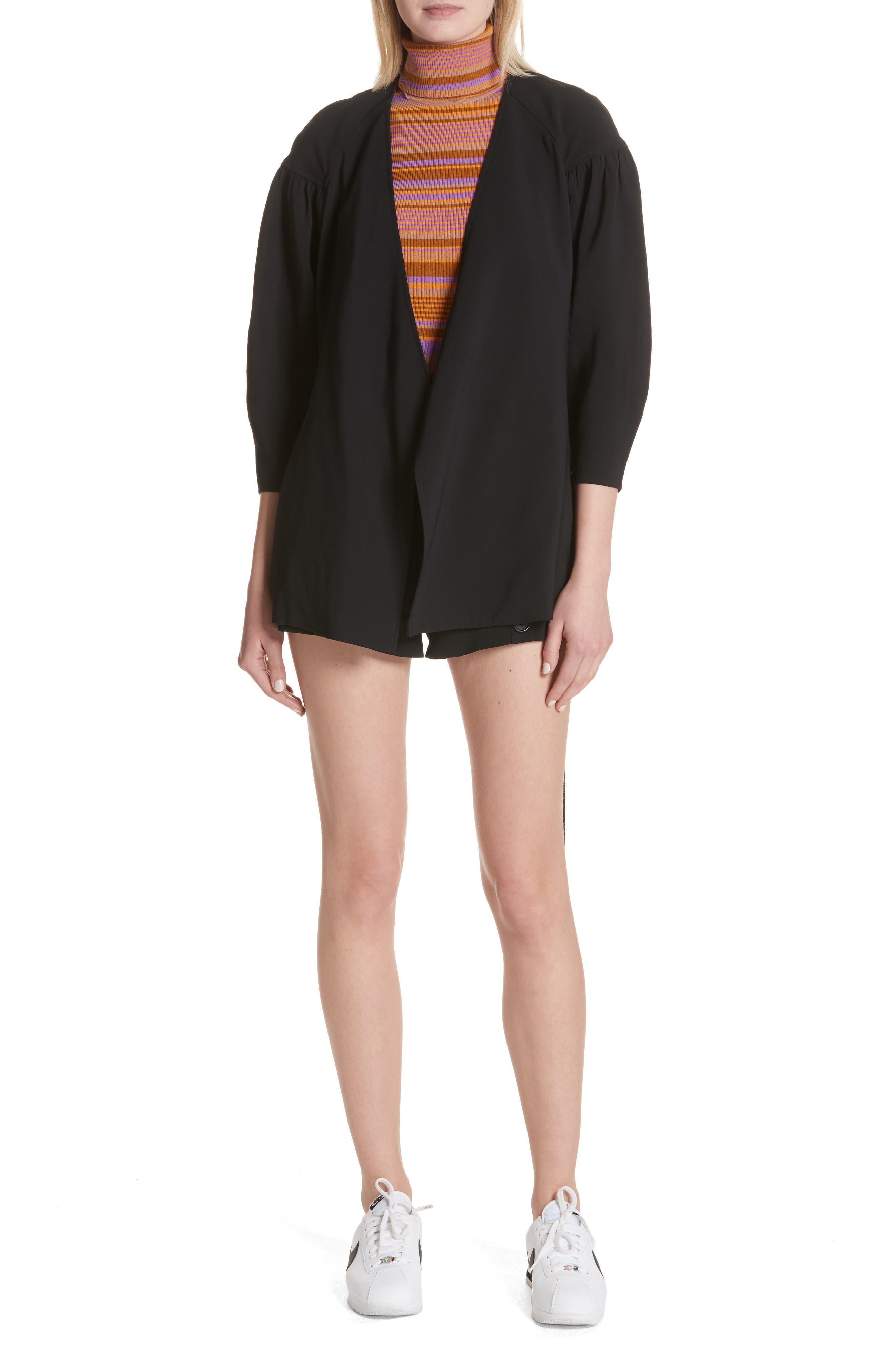Issac Shorts,                             Alternate thumbnail 7, color,                             Black