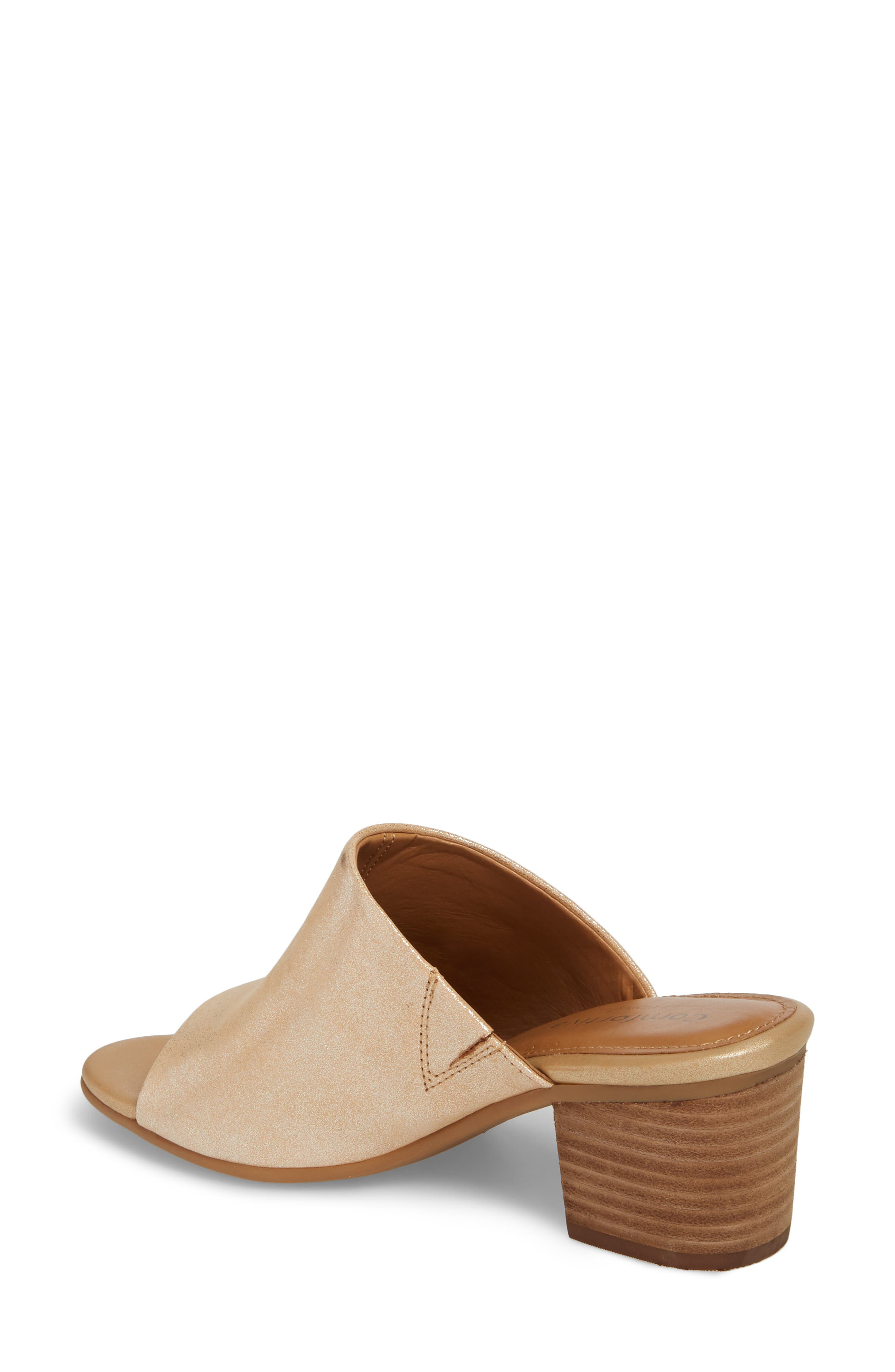 Anabella Sandal,                             Alternate thumbnail 2, color,                             Natural Leather