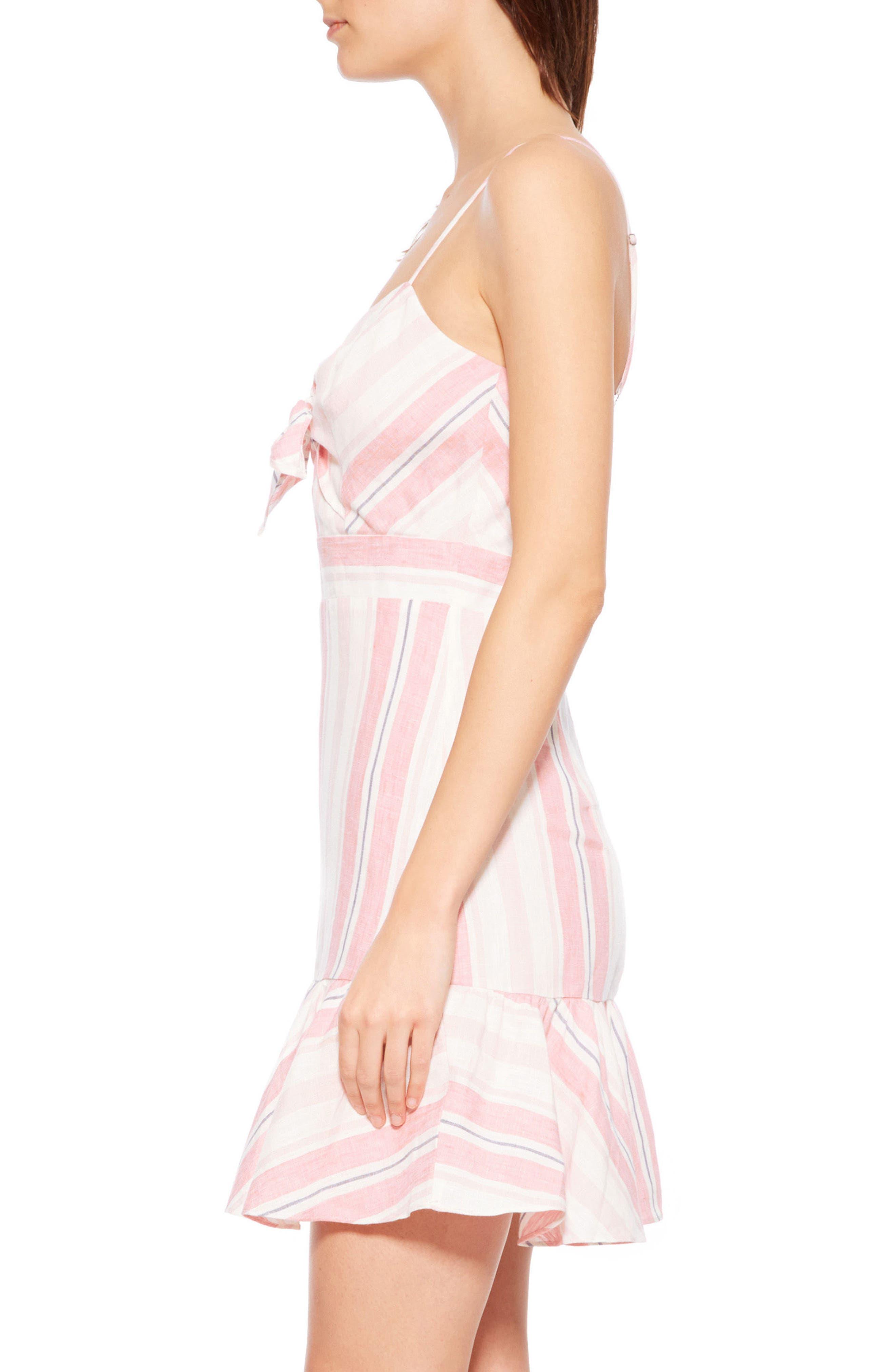 Dany Dress,                             Alternate thumbnail 4, color,                             Multi