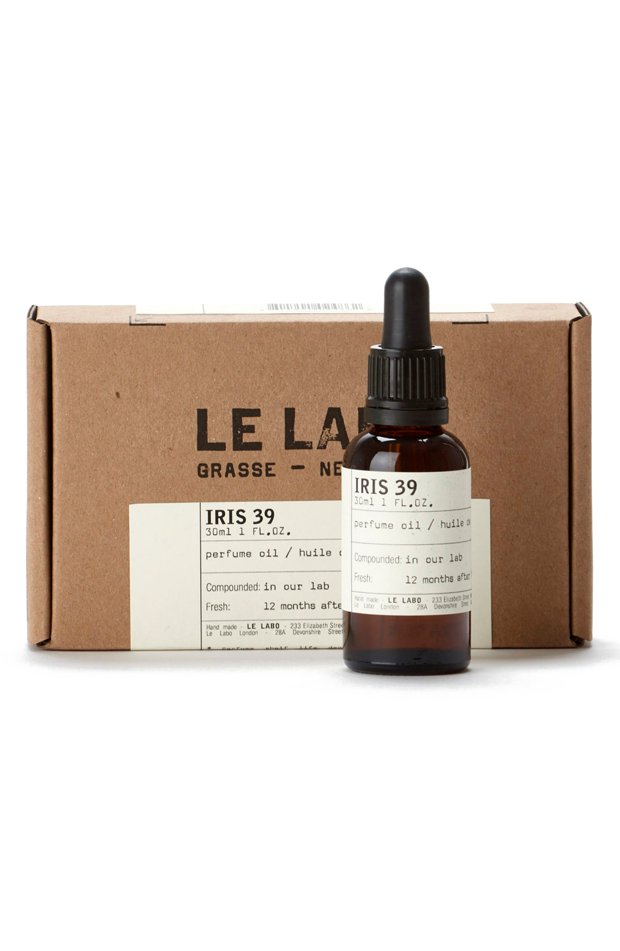 'Iris 39' Perfume Oil,                             Alternate thumbnail 2, color,                             No Color