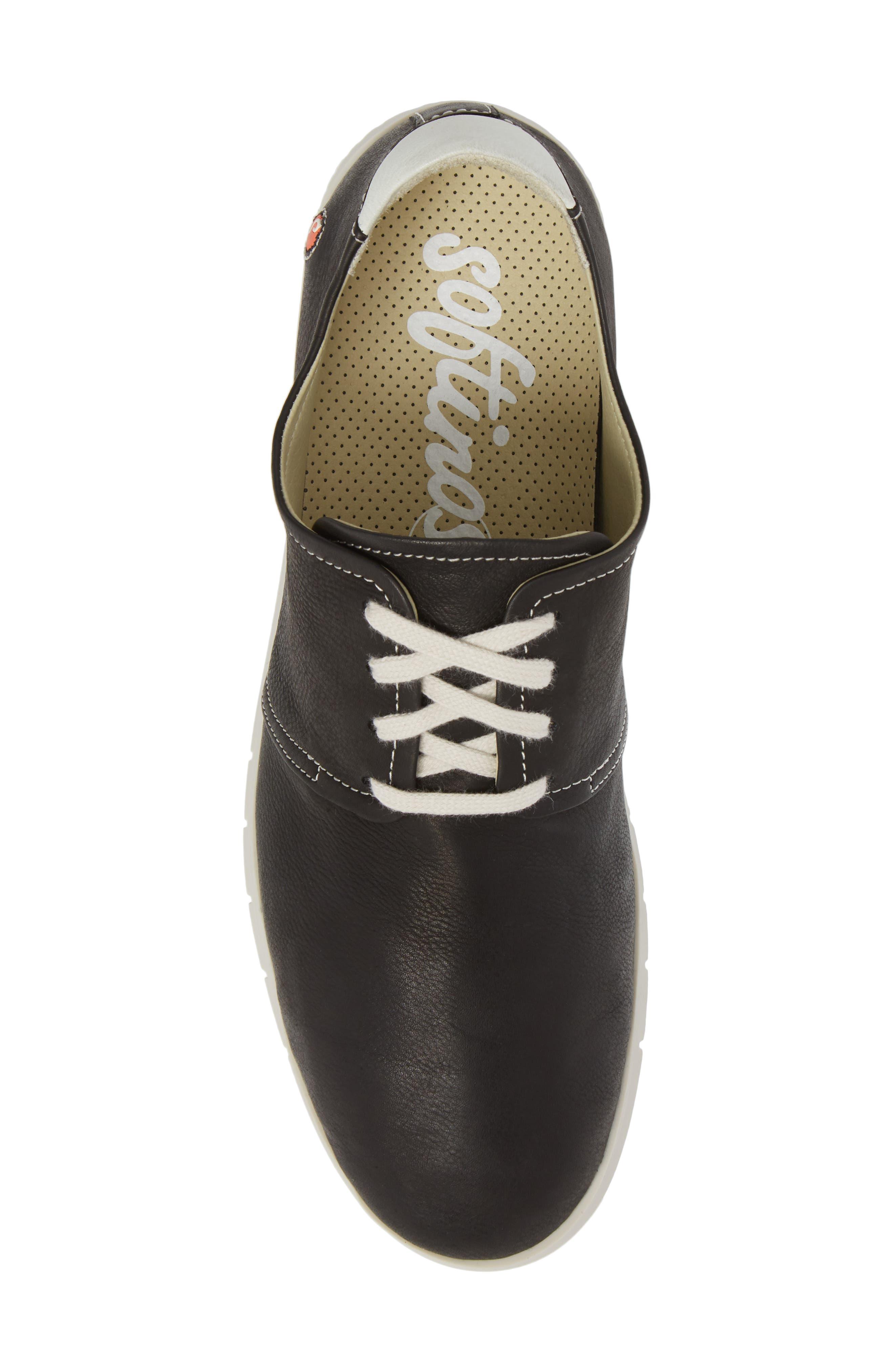 Alternate Image 5  - Softinos by Fly London Cap Low Top Sneaker (Men)