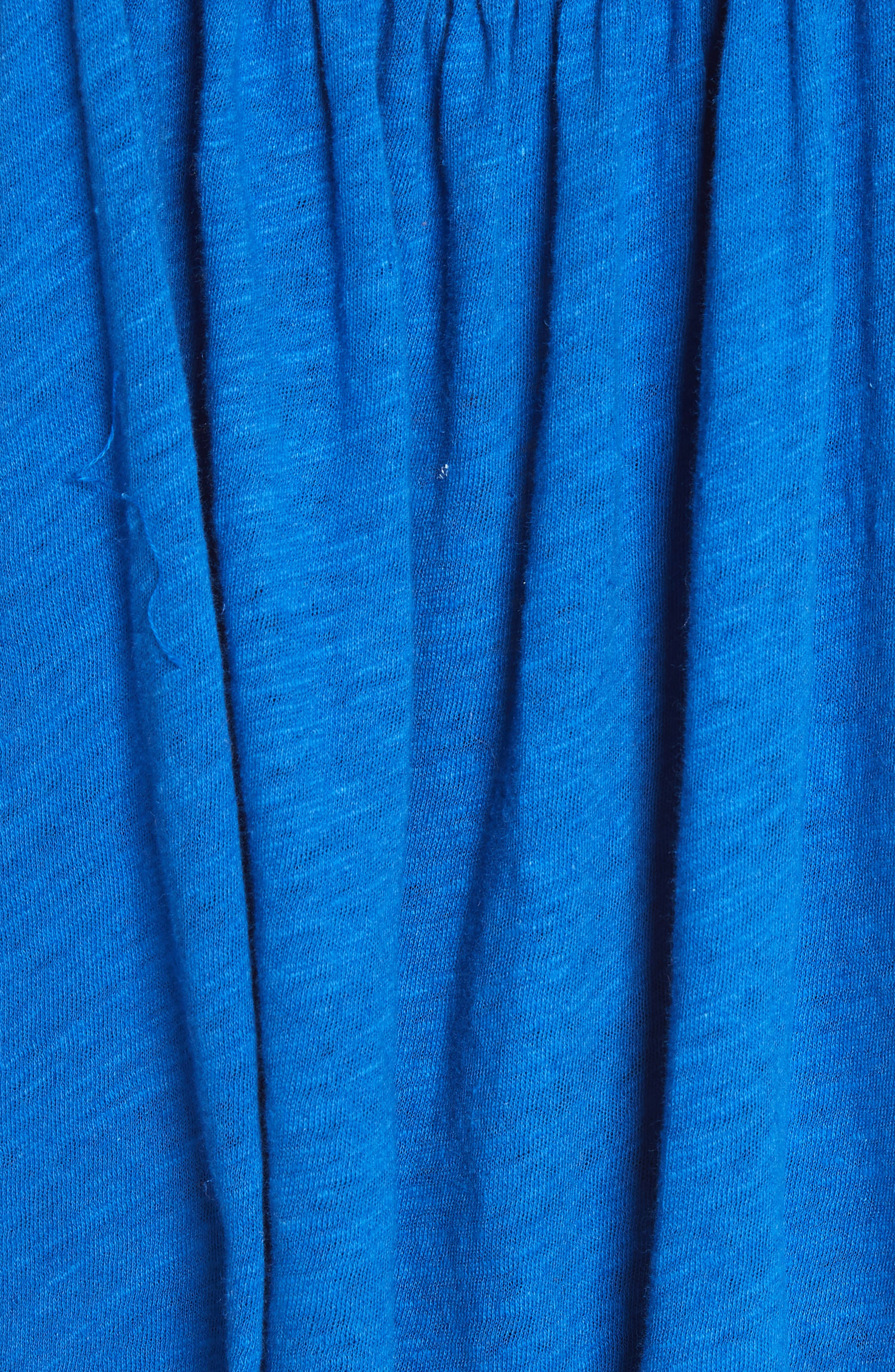 Road Trip Knit Tank,                             Alternate thumbnail 5, color,                             Blue