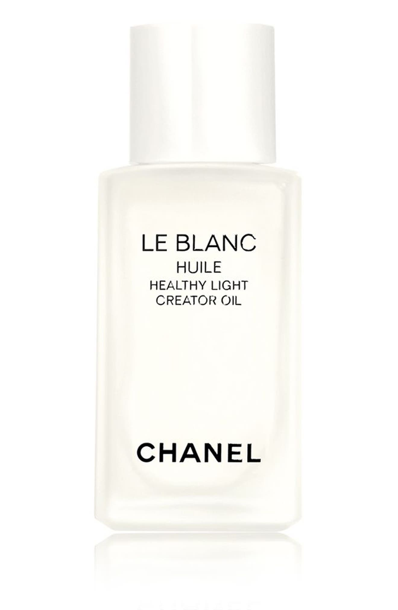 CHANEL LE BLANC HUILE 