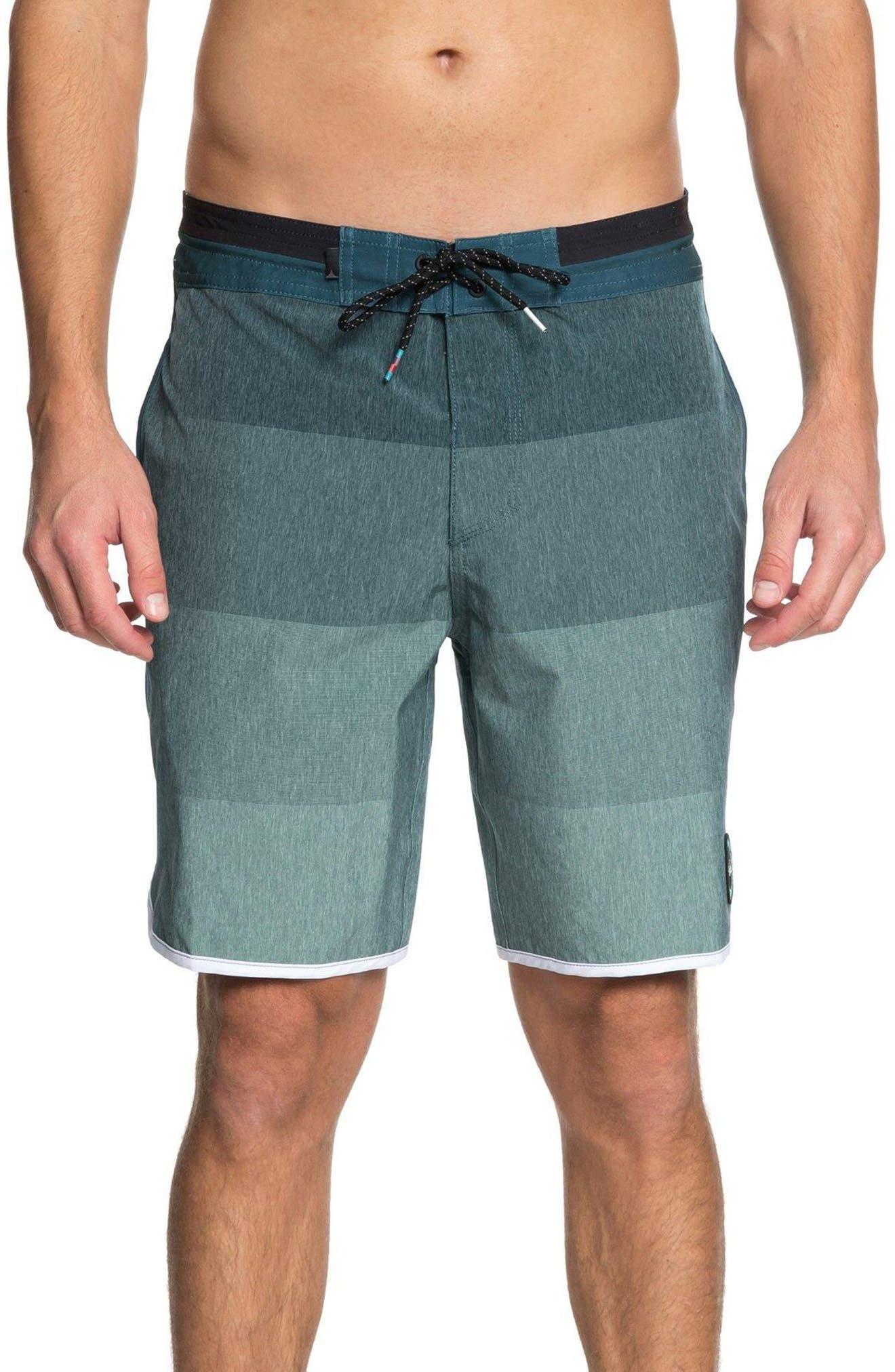 Vista Swim Shorts,                             Main thumbnail 1, color,                             Atlantic Deep