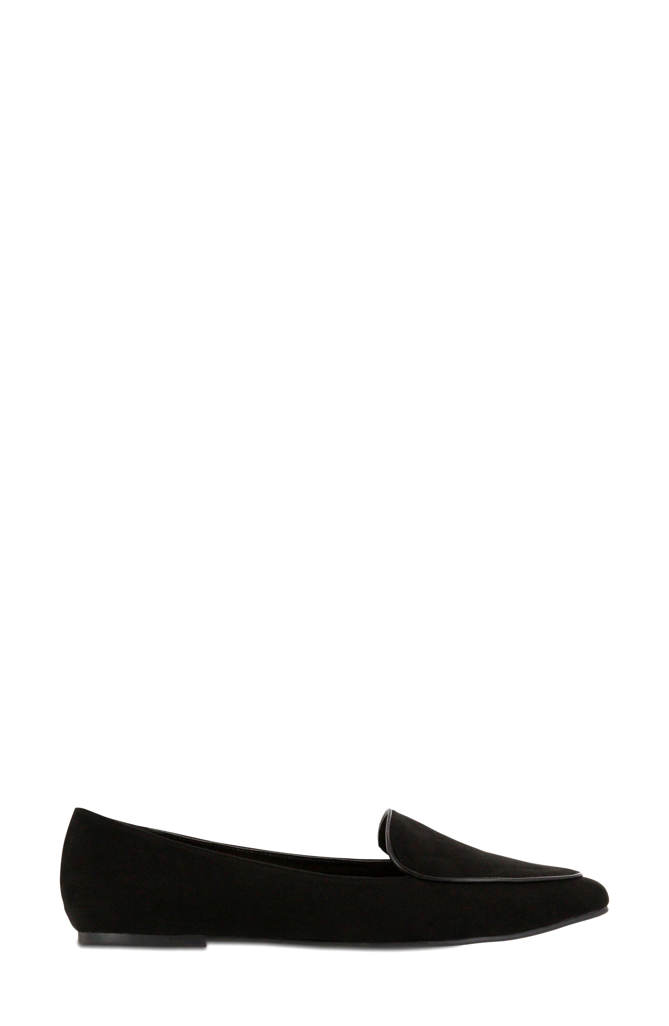 Niles Loafer,                             Alternate thumbnail 3, color,                             Black