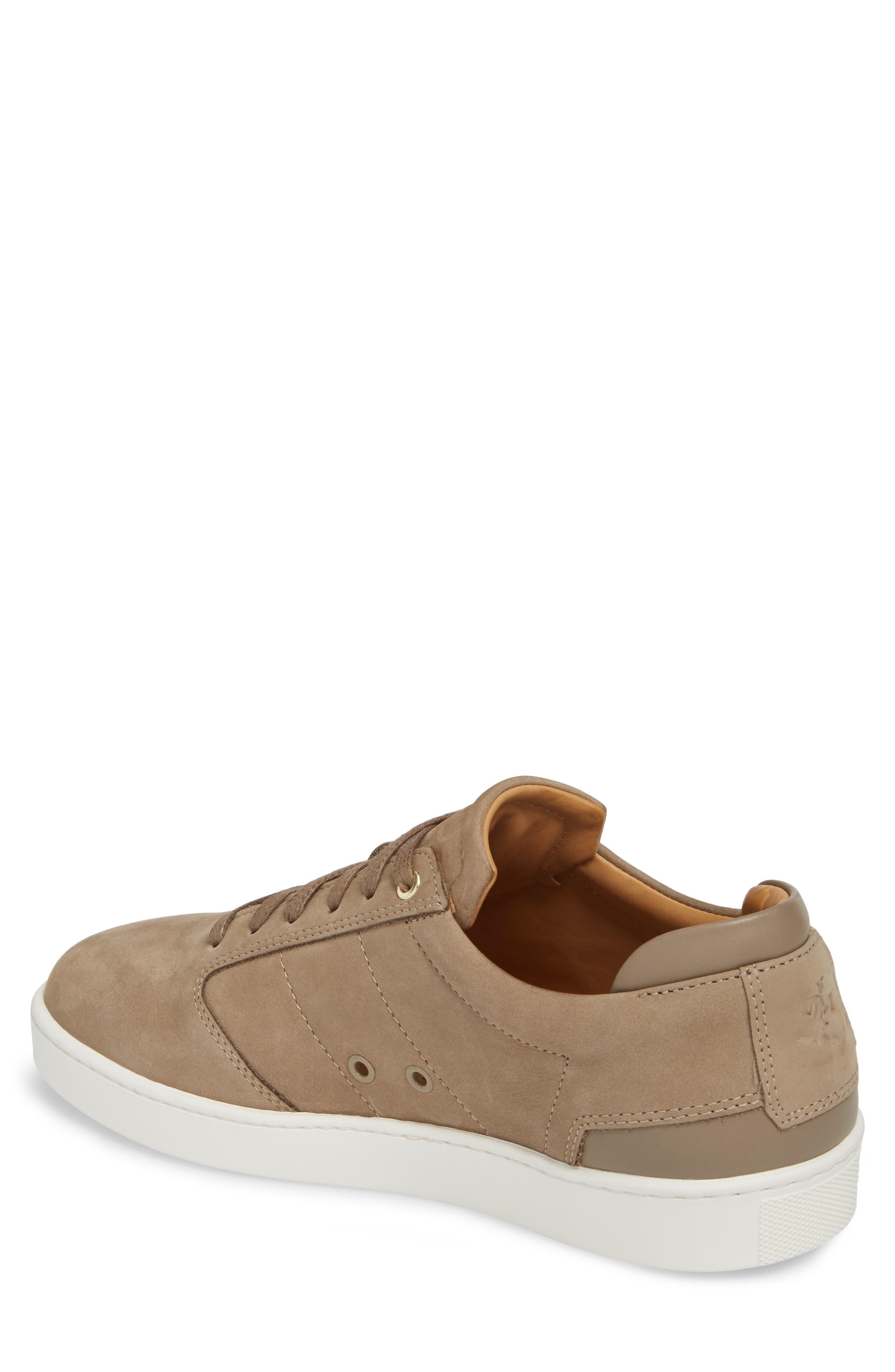 Lennon Sneaker,                             Alternate thumbnail 2, color,                             Woodsmoke/ Mushroom