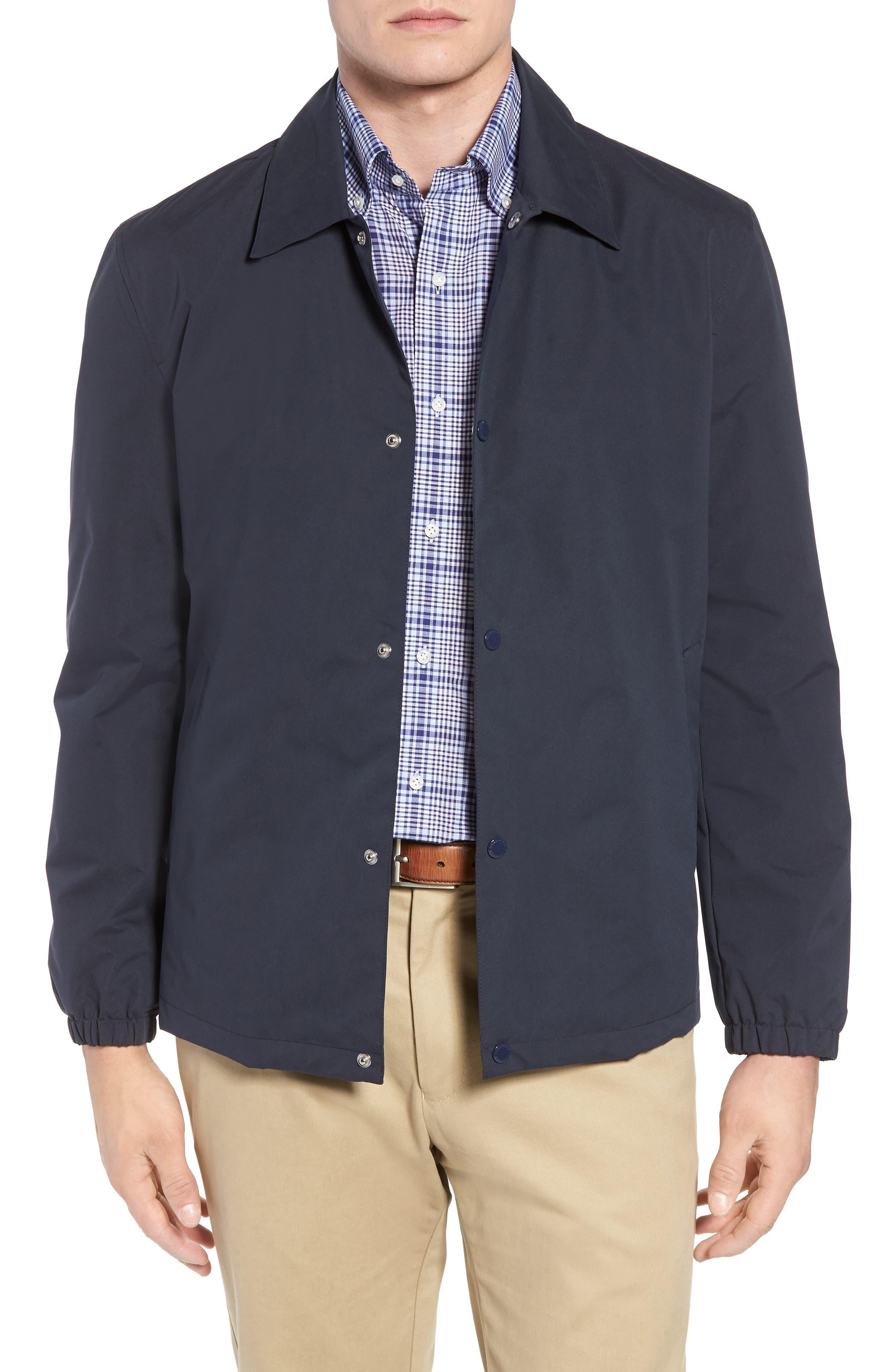 Cole Haan Signature Rain Jacket