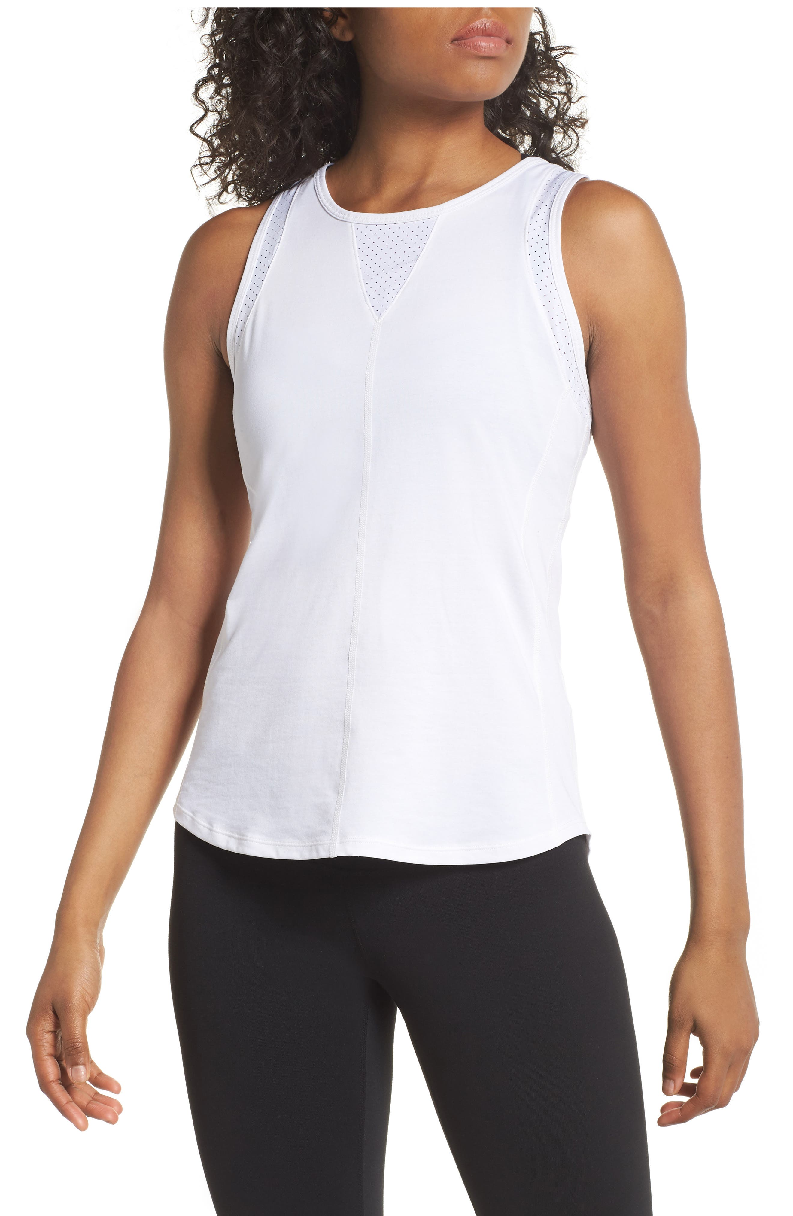 Look Within Tank,                         Main,                         color, White