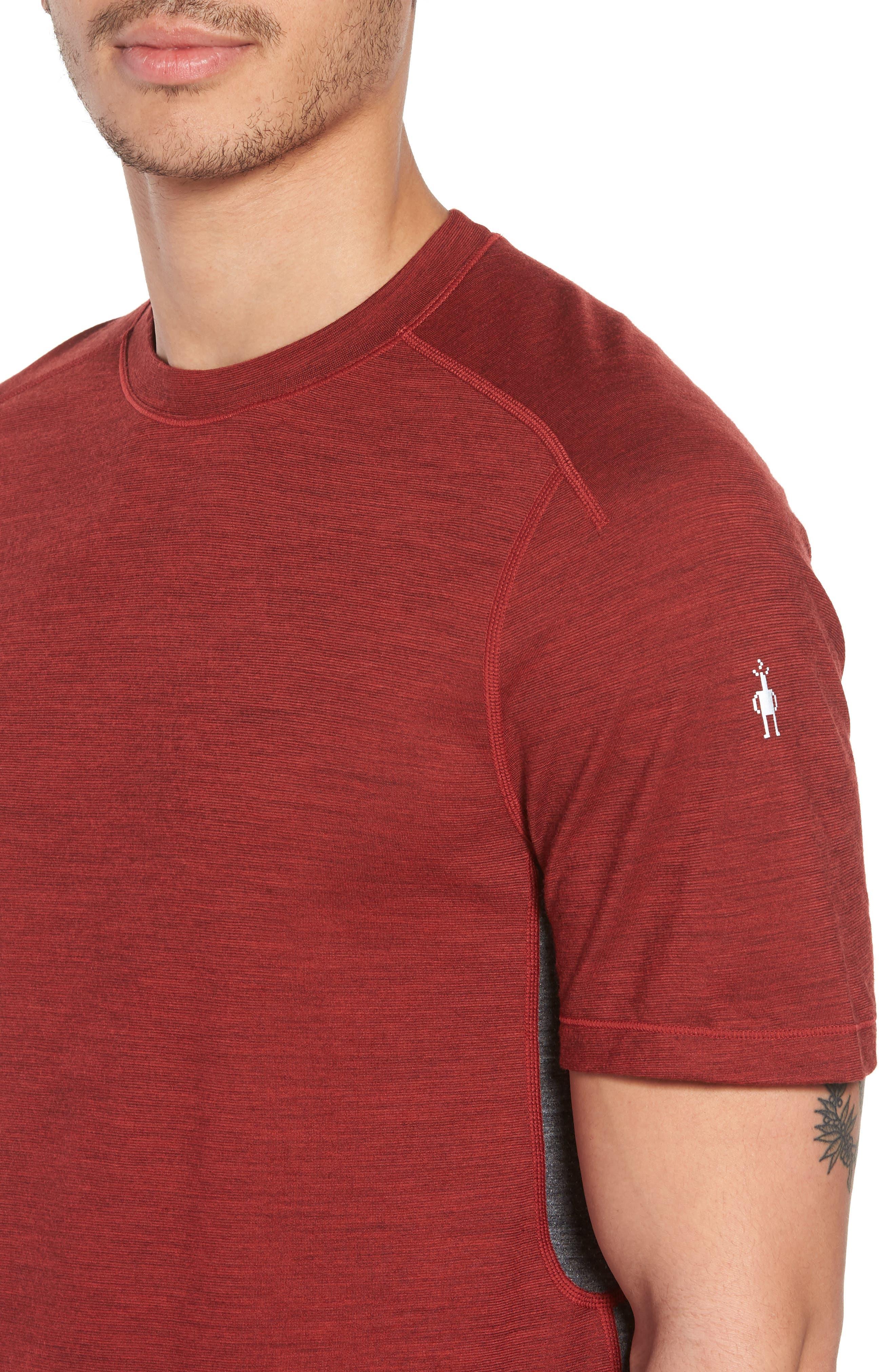Alternate Image 4  - Smartwool PhD® Ultra-Light T-Shirt