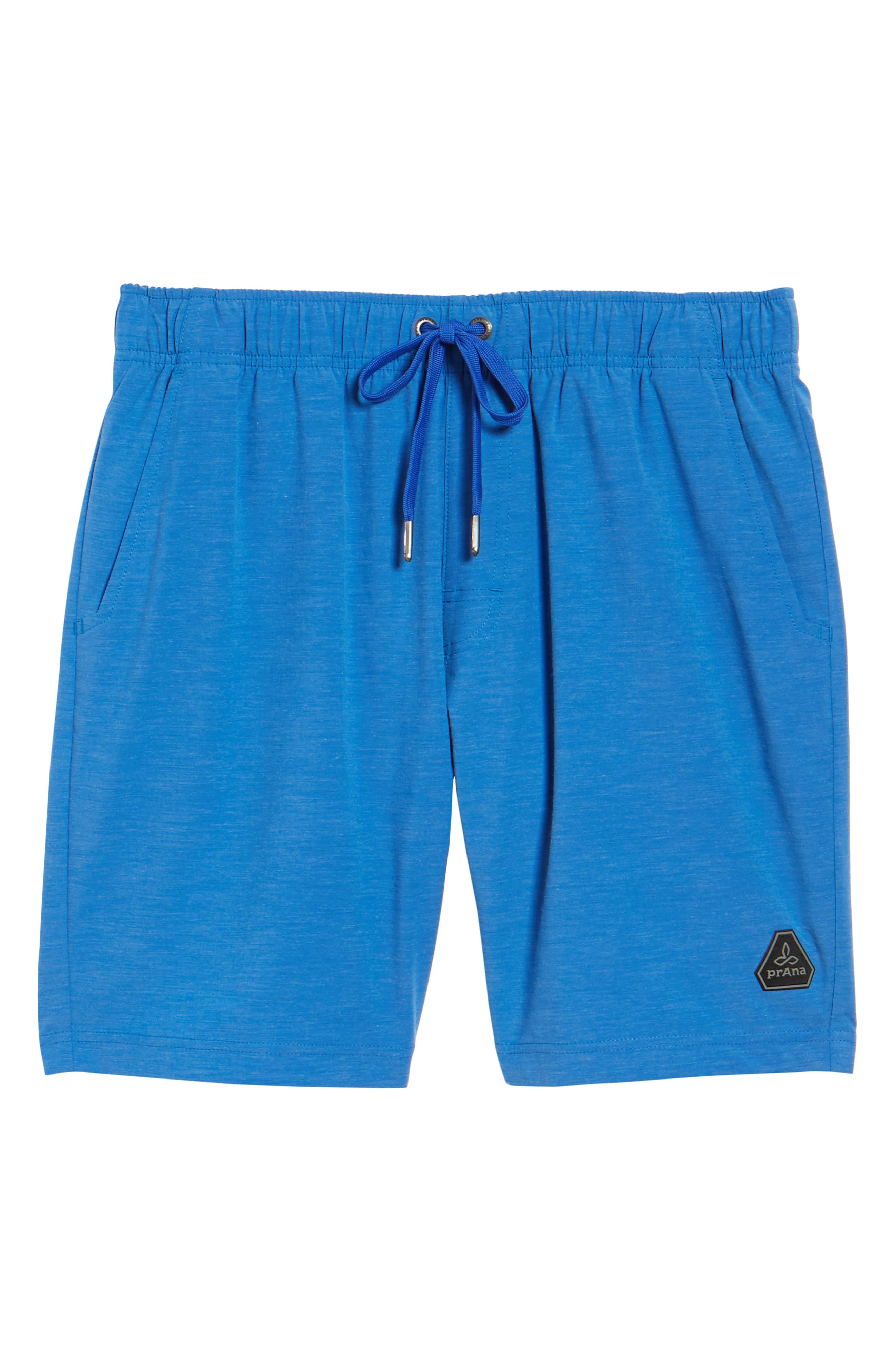 Metric Board Shorts,                         Main,                         color, Island Blue