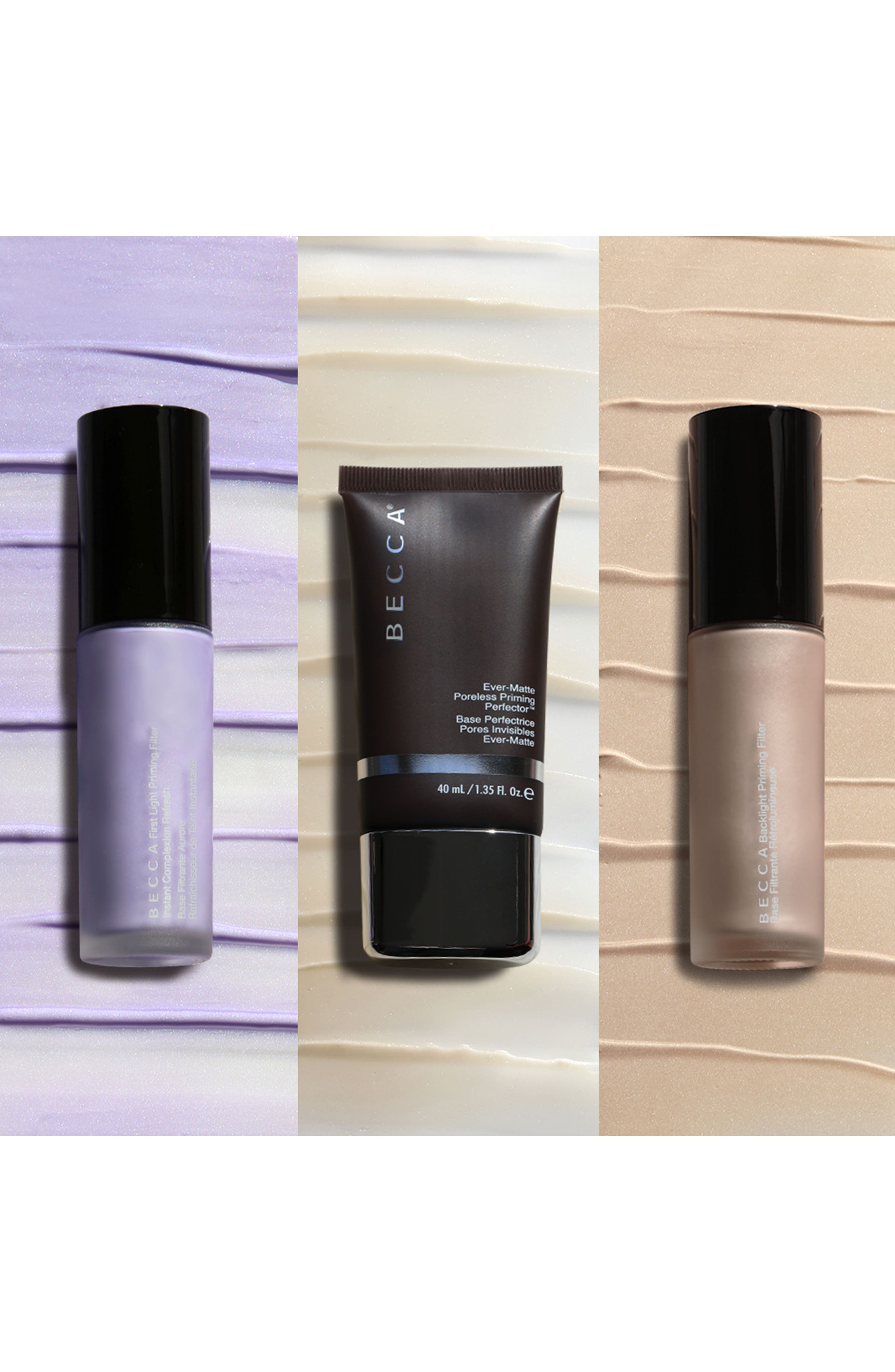 BECCA First Light Priming Filter Instant Complexion Refresh,                             Alternate thumbnail 12, color,                             No Color