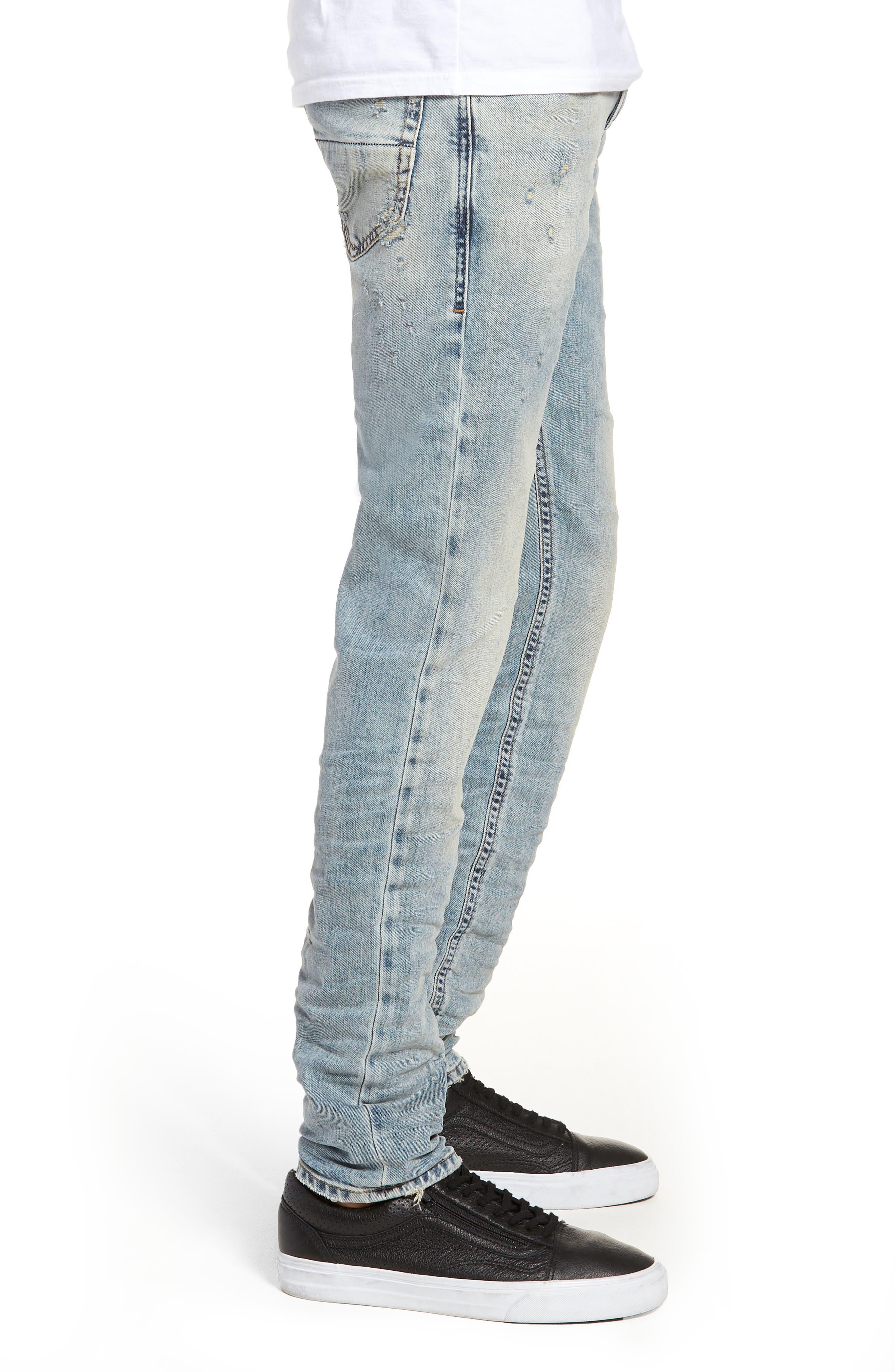 Thommer Skinny Fit Jeans,                             Alternate thumbnail 3, color,                             084Rf