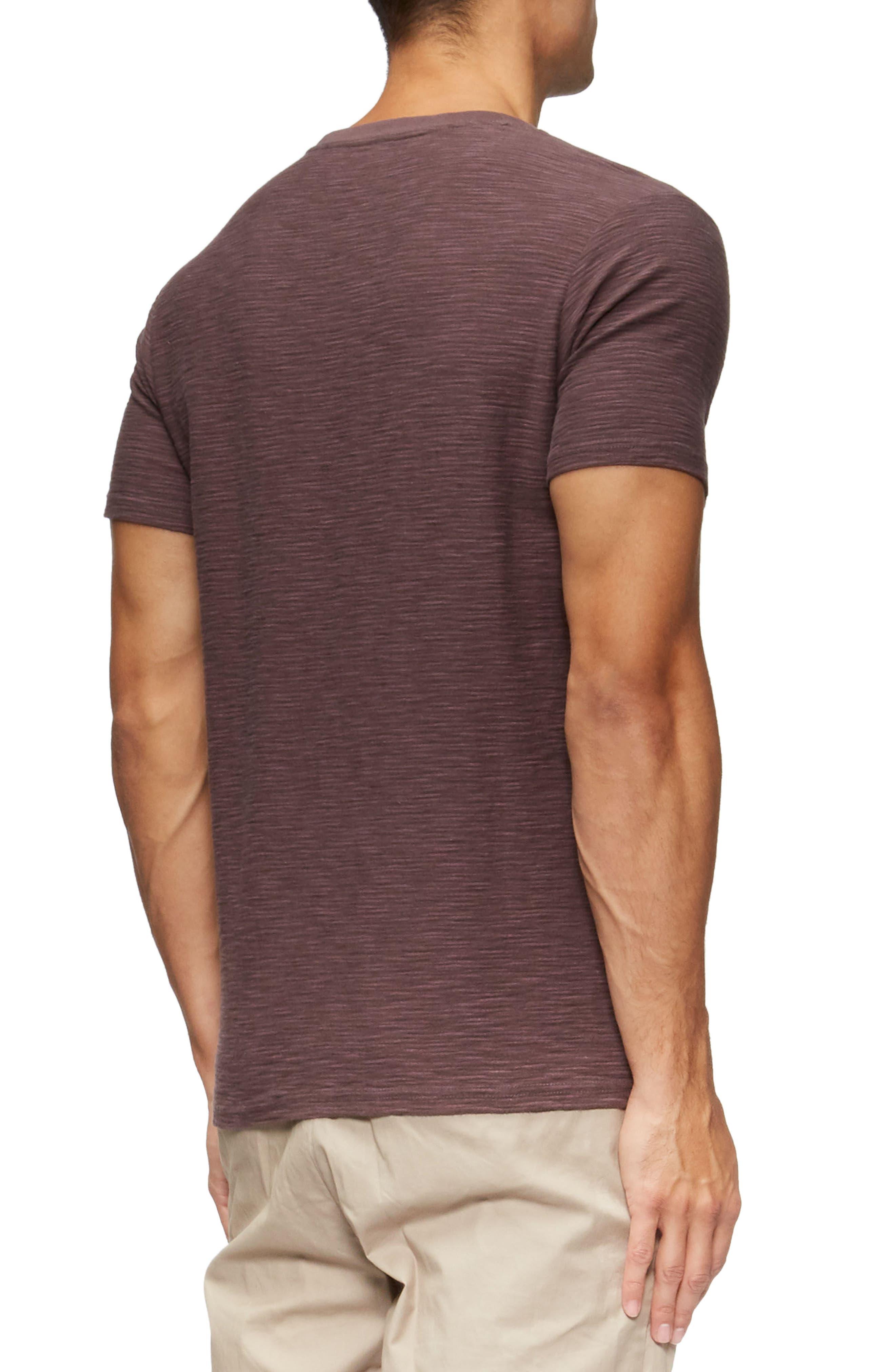 Alternate Image 2  - TAVIK Redondo Stripe Pocket T-Shirt