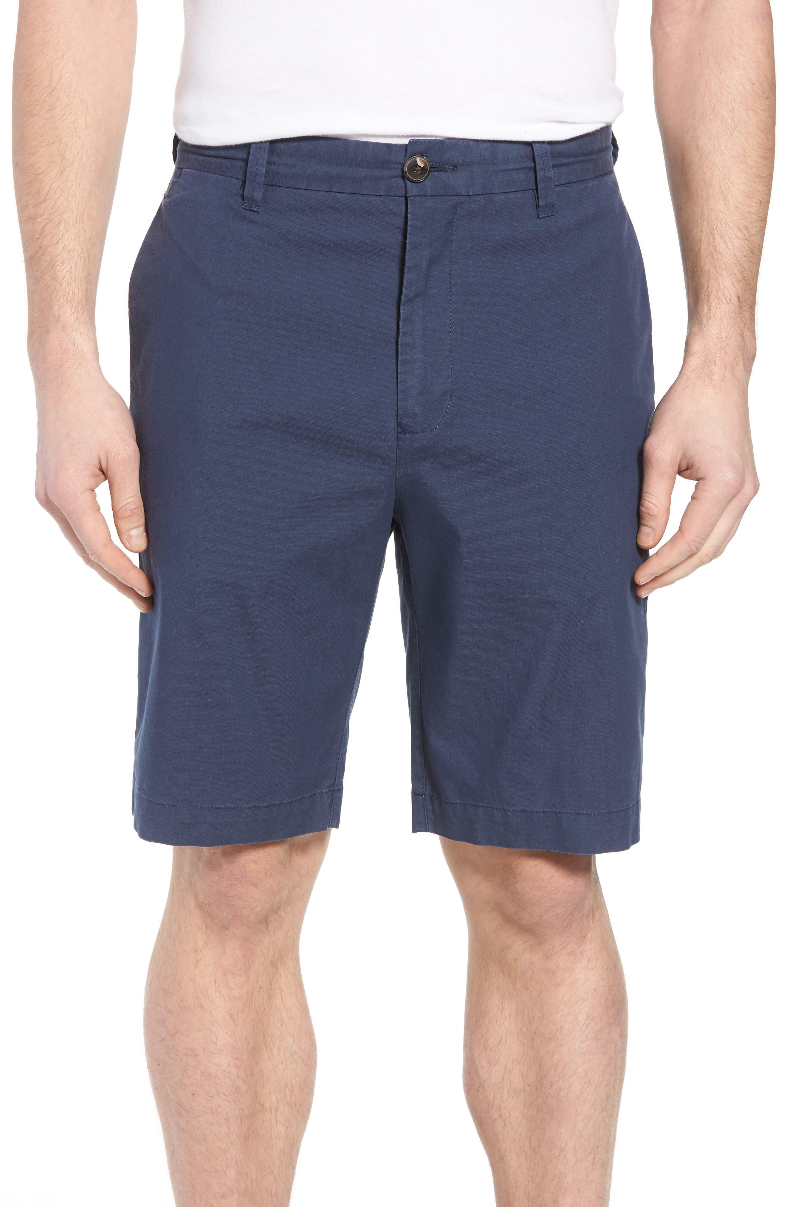 Broadway Regular Fit Chino Shorts,                             Main thumbnail 1, color,                             Petrol