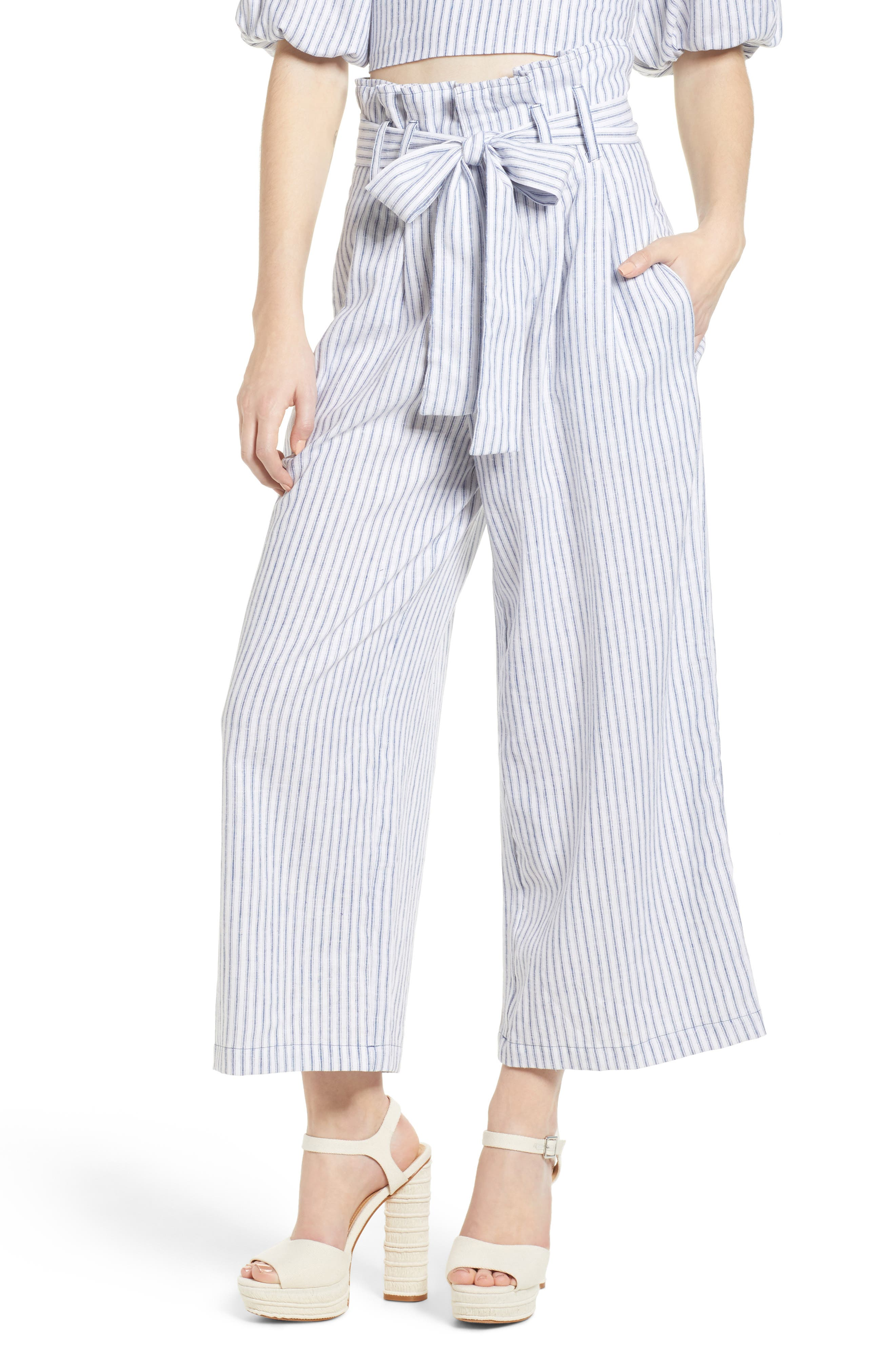 Leith Relaxed Tie Waist Pant