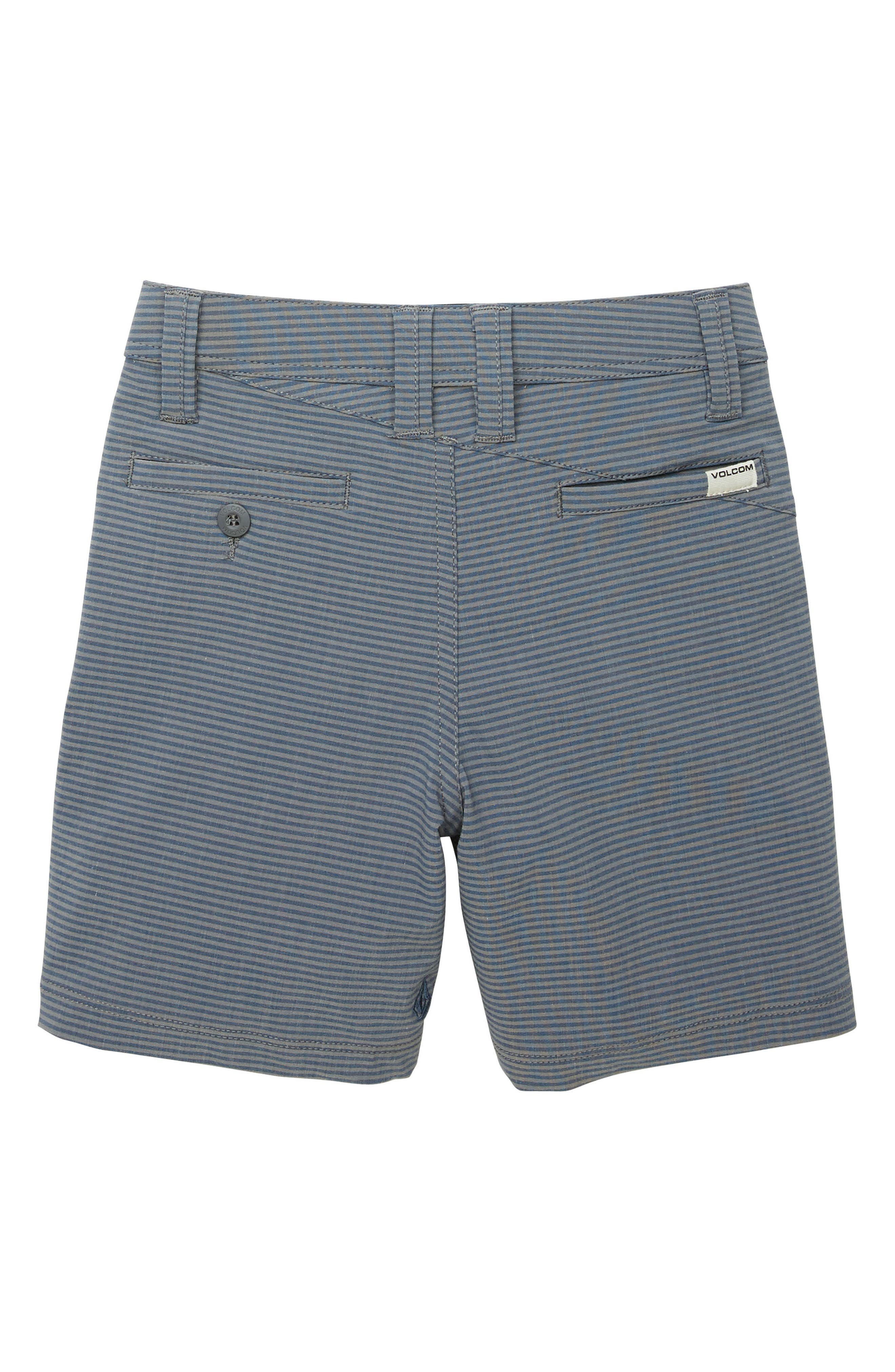 Frickin Surf N' Turf Mix Hybrid Shorts,                             Alternate thumbnail 2, color,                             Deep Blue
