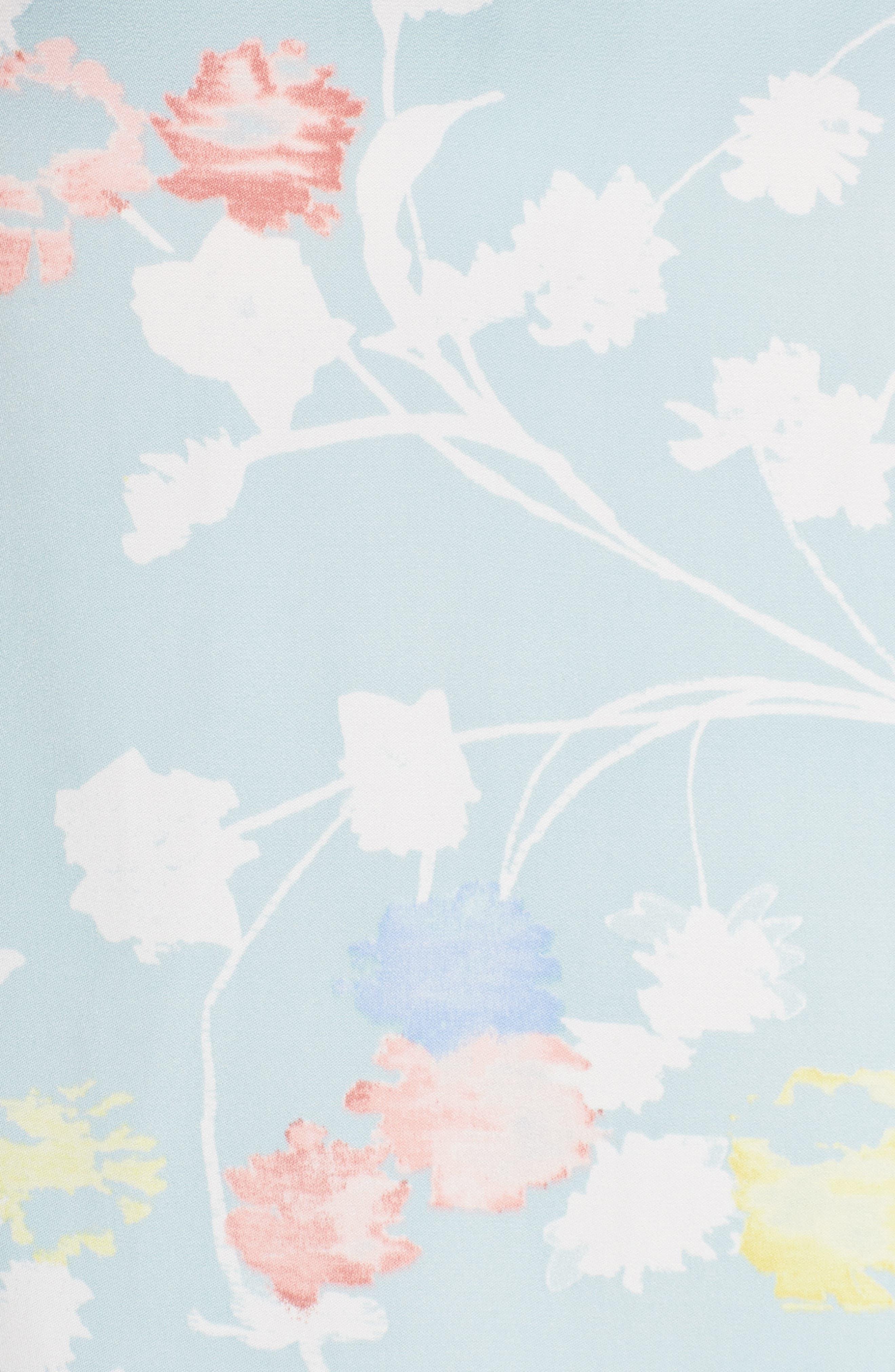 Bardot Dreamland Pajamas,                             Alternate thumbnail 6, color,                             Sgb Seaglass