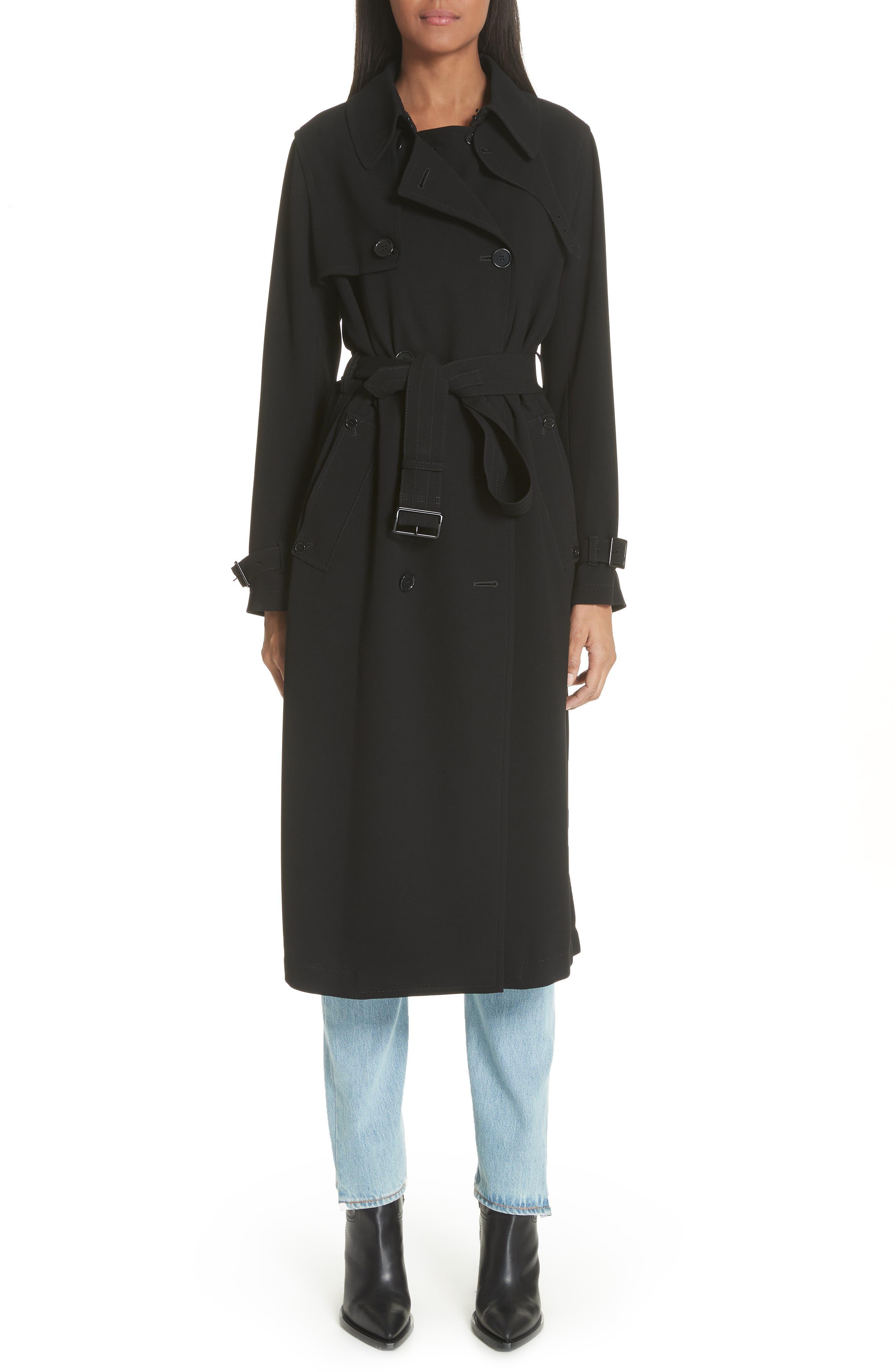 noir kei ninomiya Double Breasted Coat