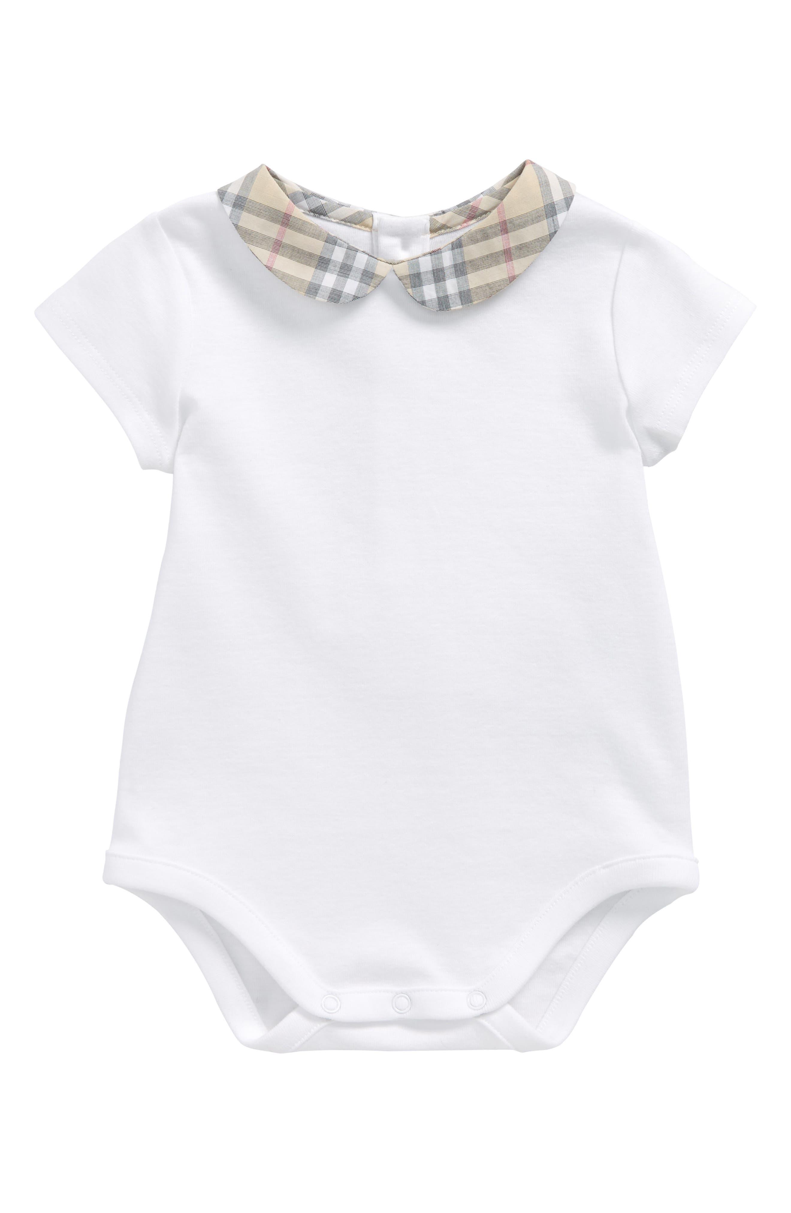 burberry baby t shirt