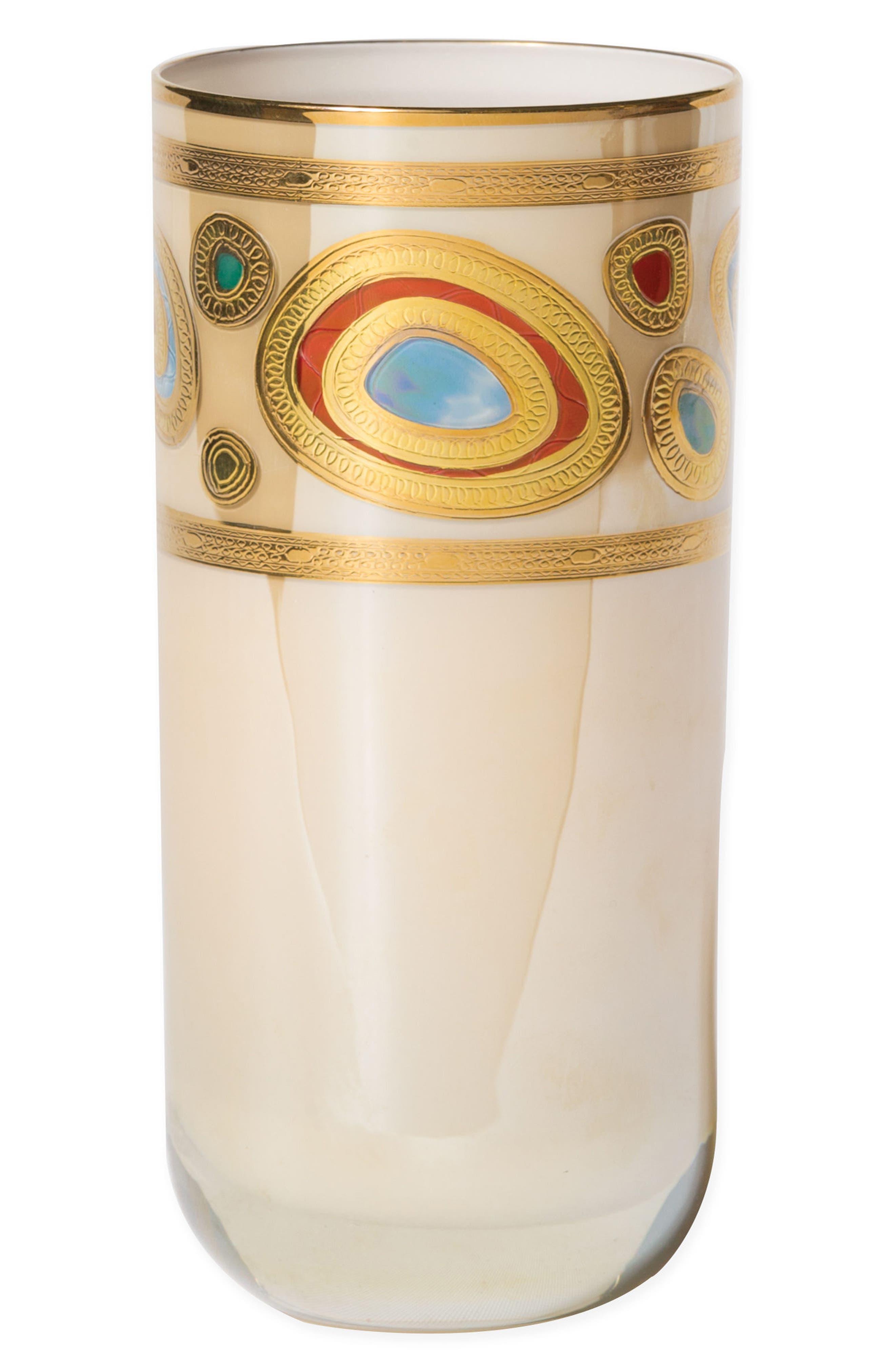 VIETRI Regalia Highball Glass
