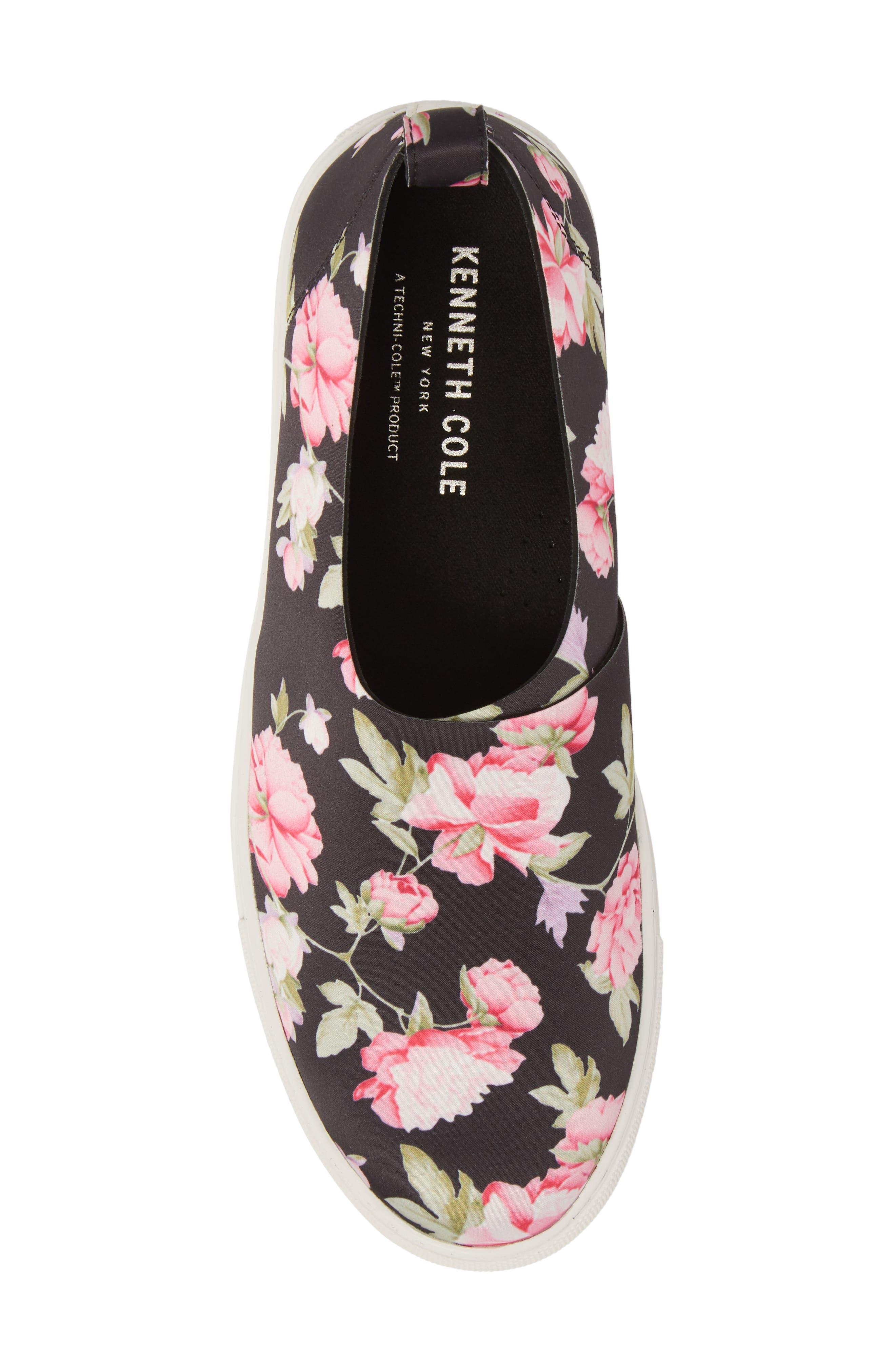 Kathy Slip-On Sneaker,                             Alternate thumbnail 6, color,                             Pink Multi