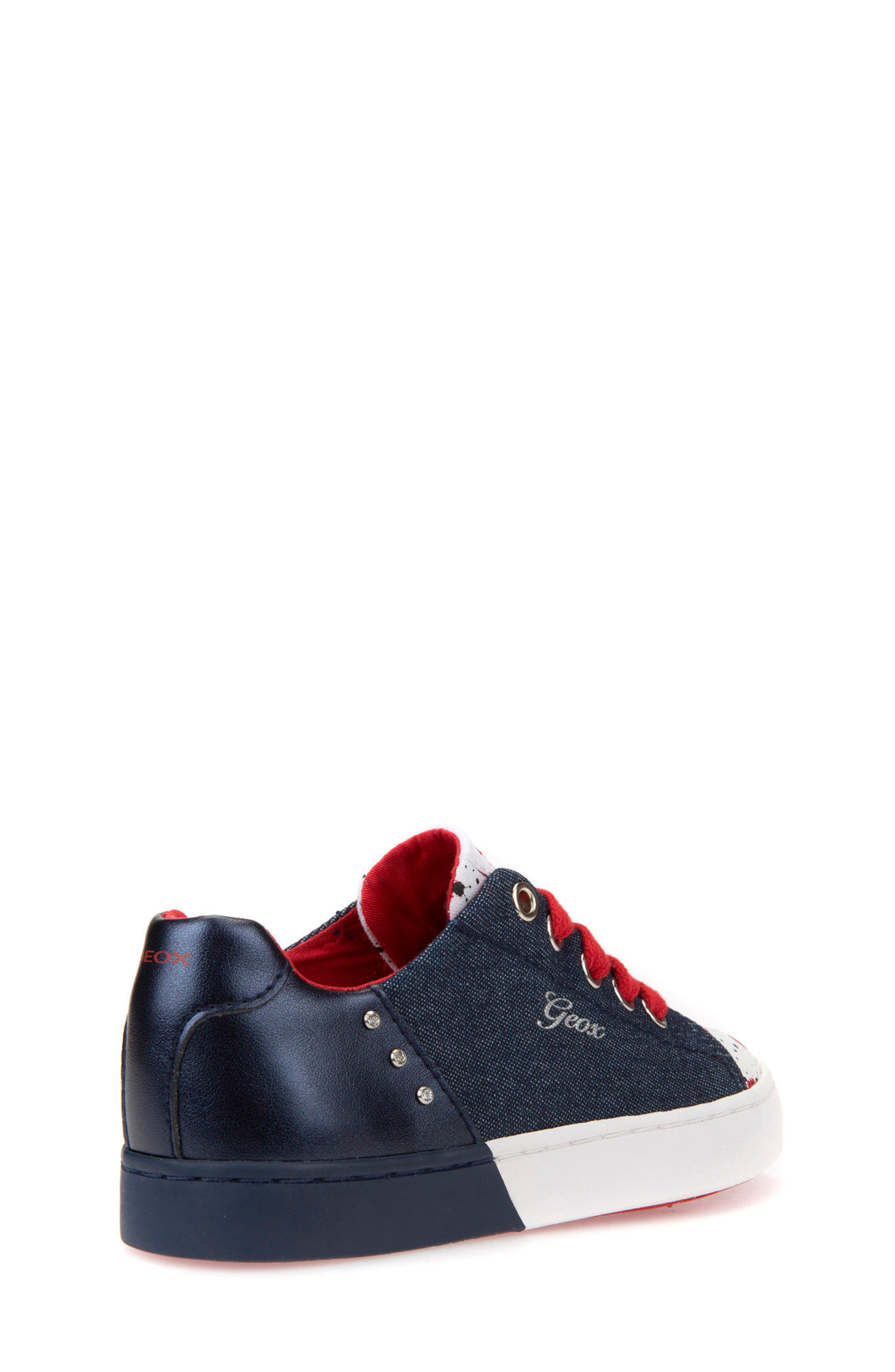 Ciak Low Top Sneaker,                             Alternate thumbnail 2, color,                             Jeans/ Navy