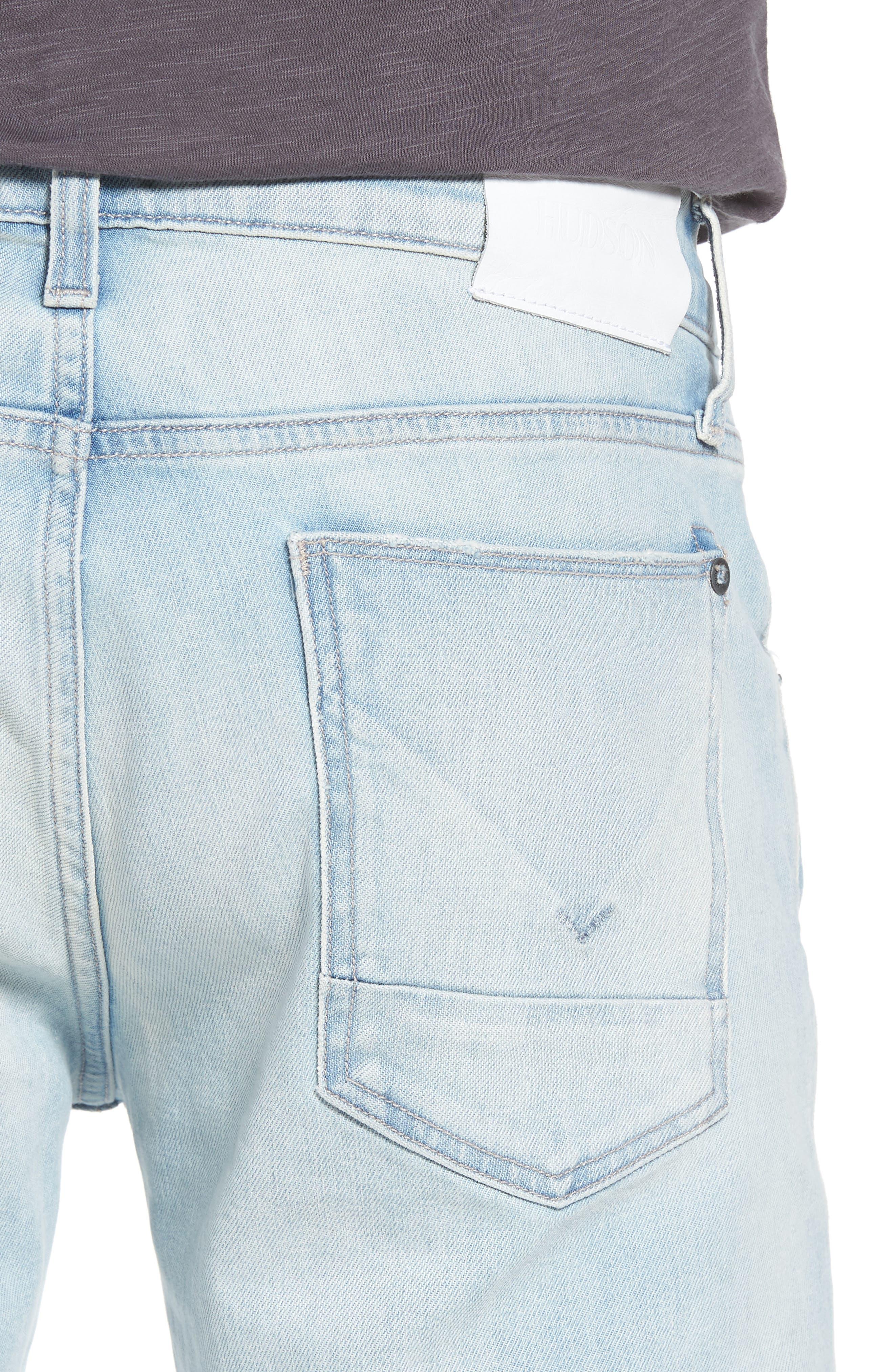 Blake Slim Fit Jeans,                             Alternate thumbnail 4, color,                             Rewired