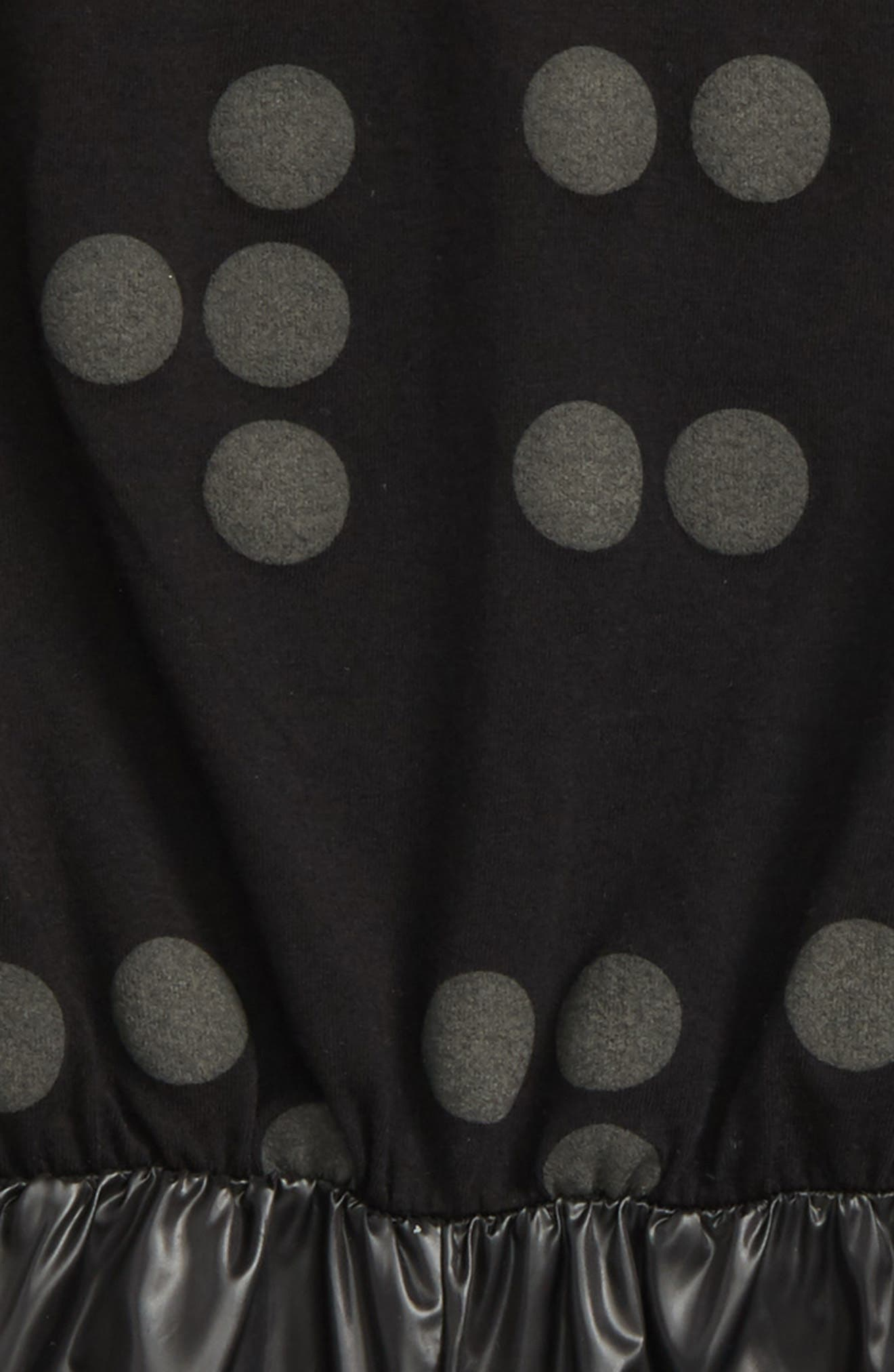 Alternate Image 2  - Nununu Braille Romper (Toddler Girls & Little Girls)