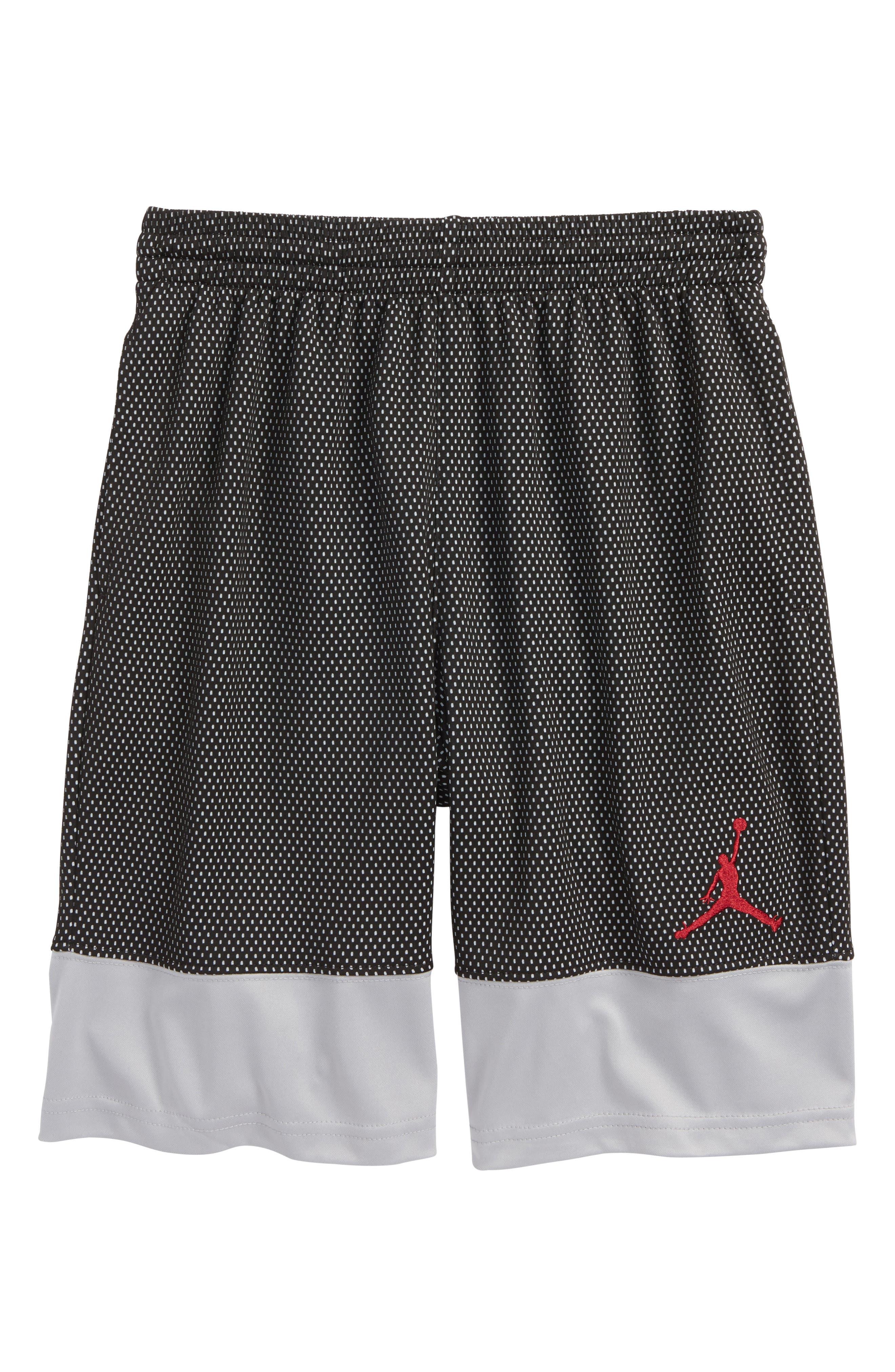 Main Image - Jordan AJ 90s D2 Mesh Shorts (Big Boys)