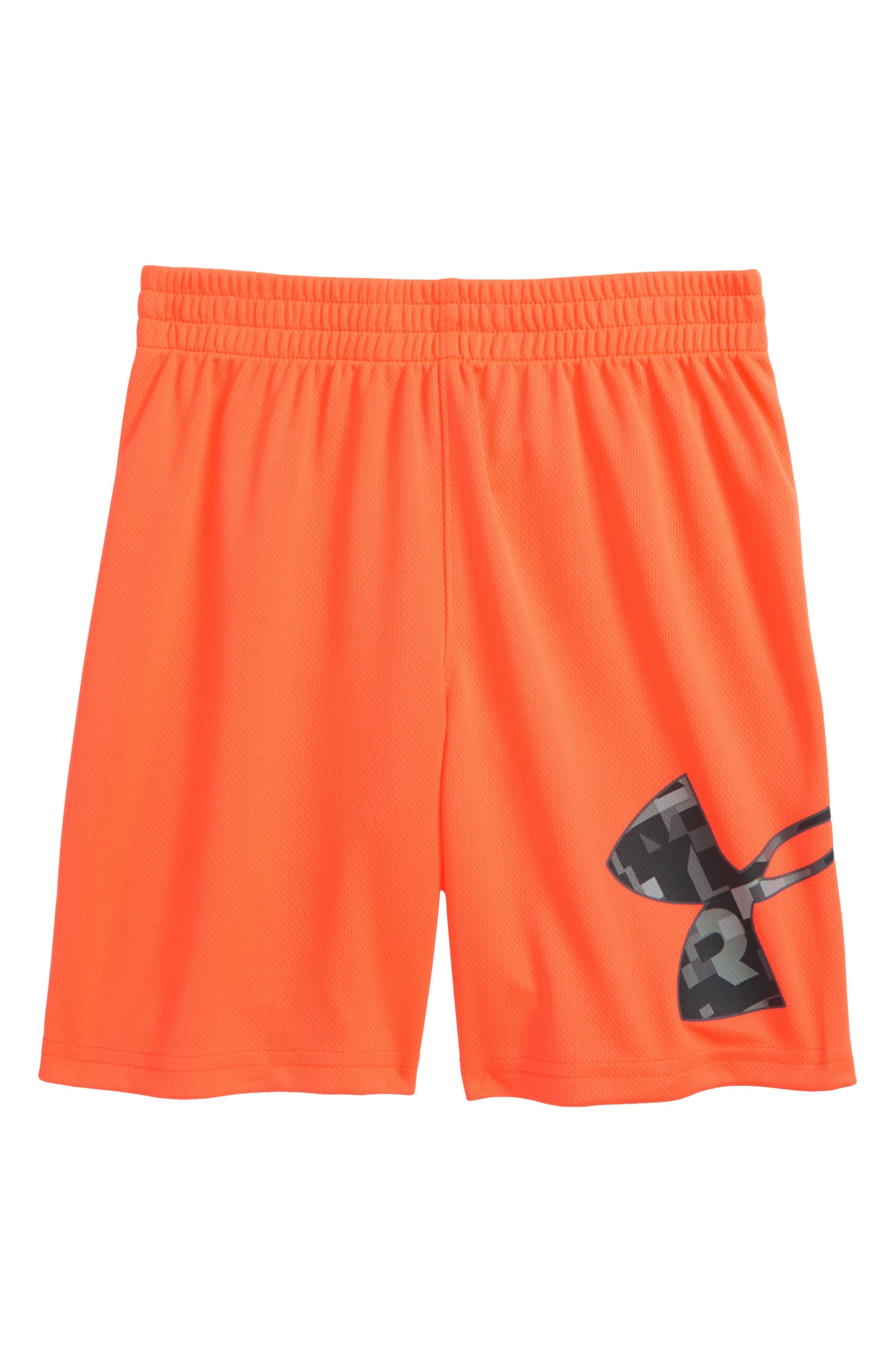 Under Armour Wordmark Striker HeatGear® Shorts (Toddler Boys & Little Boys)
