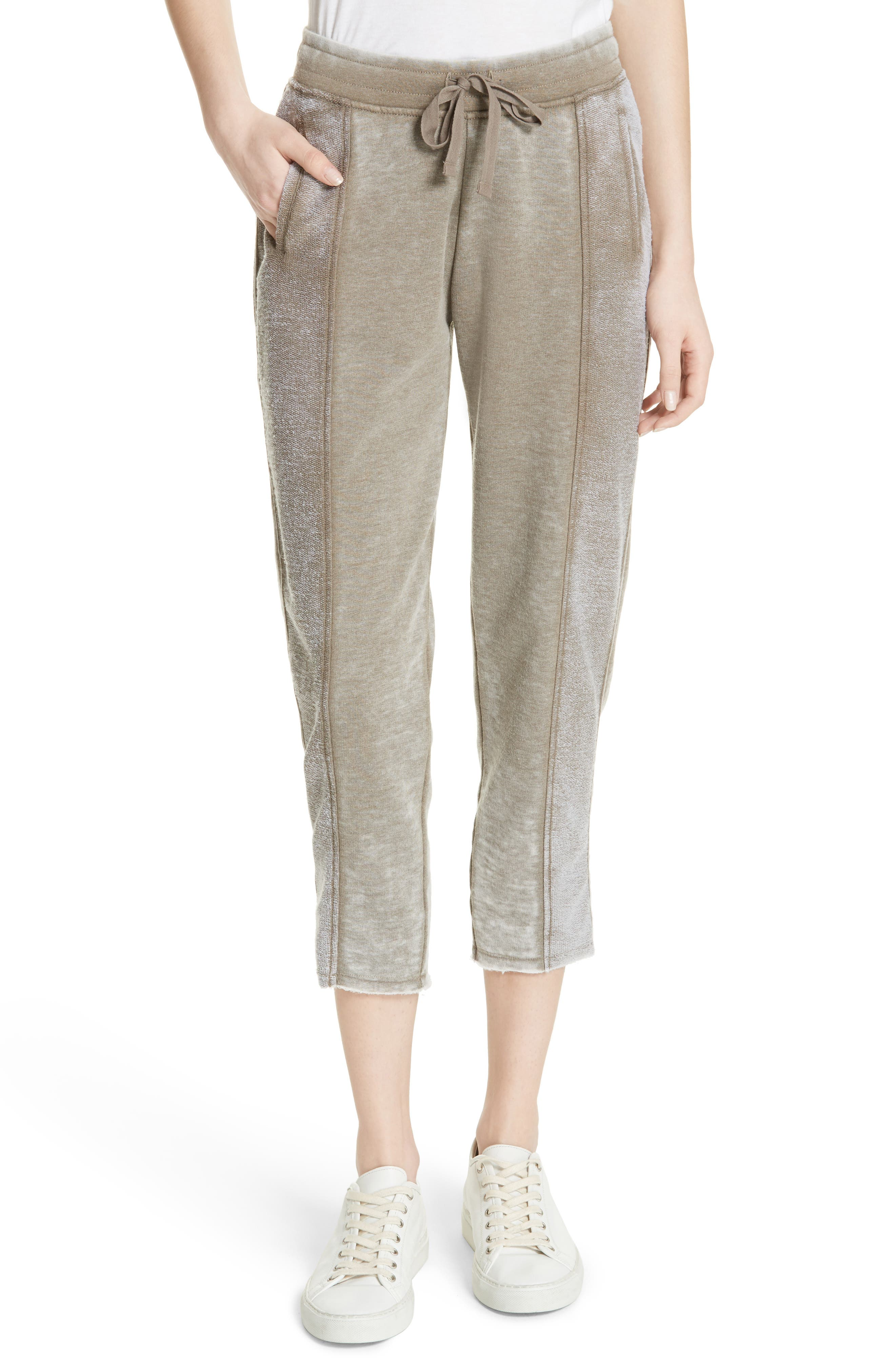 ATM Anthony Thomas Melillo Sun Bleached French Terry Sweatpants