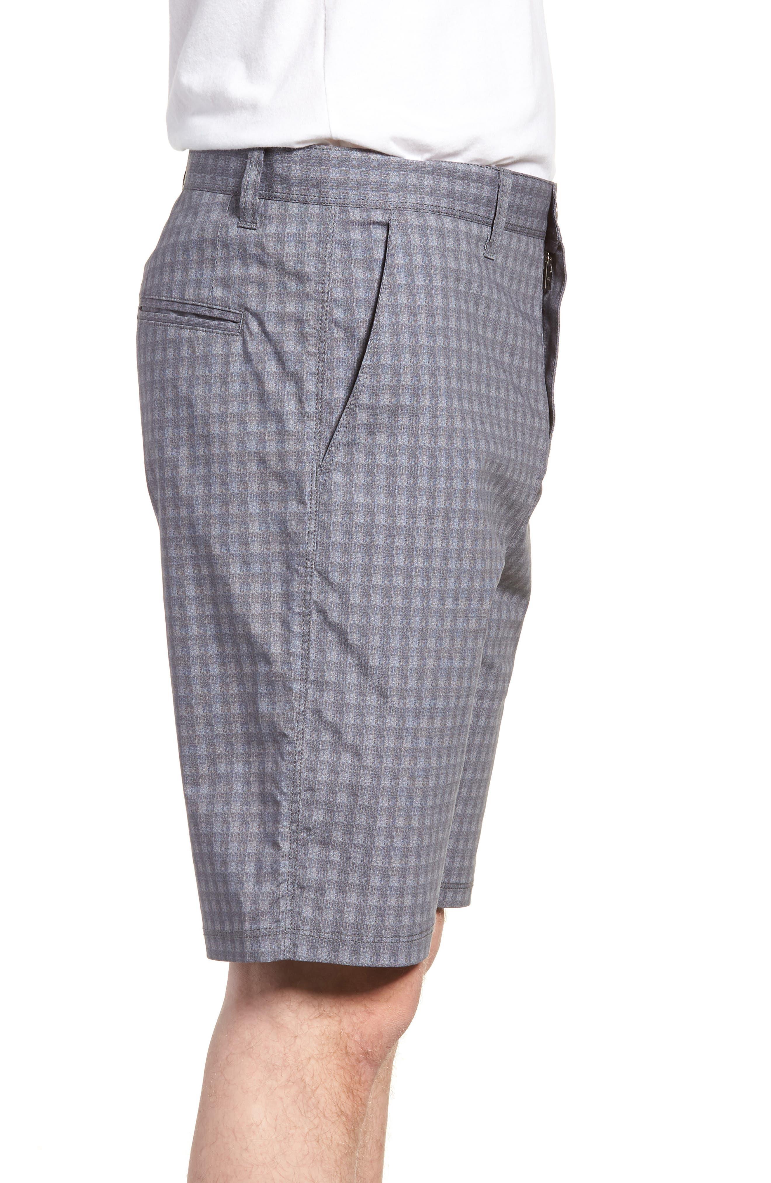 Alternate Image 3  - W.R.K Tristen Check Shorts