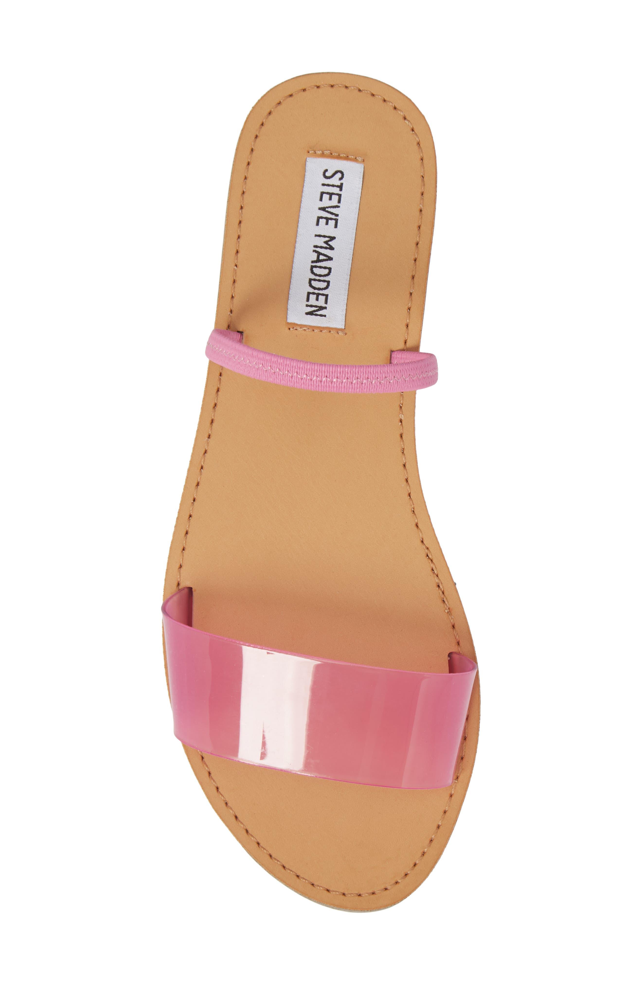 Alternate Image 5  - Steve Madden Dasha Strappy Slide Sandal (Women)