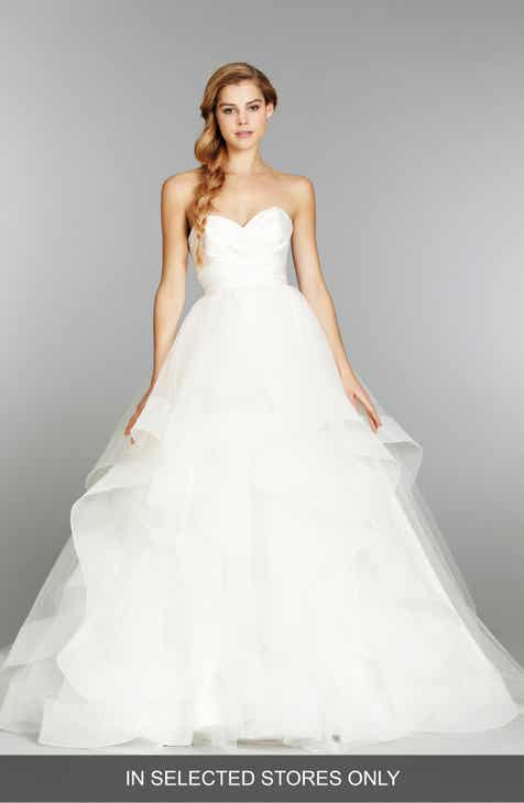 Hayley paige wedding dresses nordstrom hayley paige junglespirit Choice Image