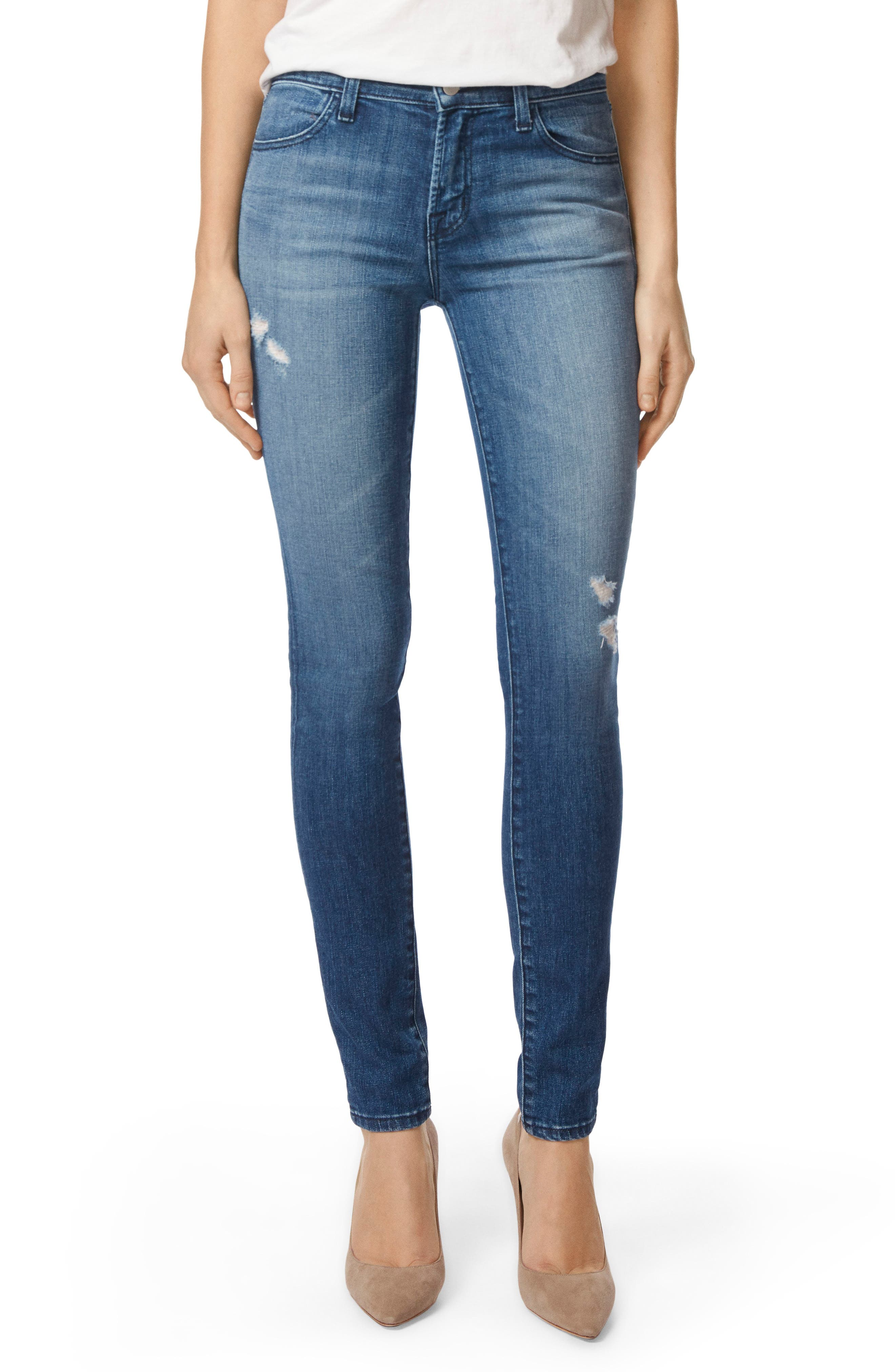 620 Mid Rise Super Skinny Jeans,                         Main,                         color, Mystic