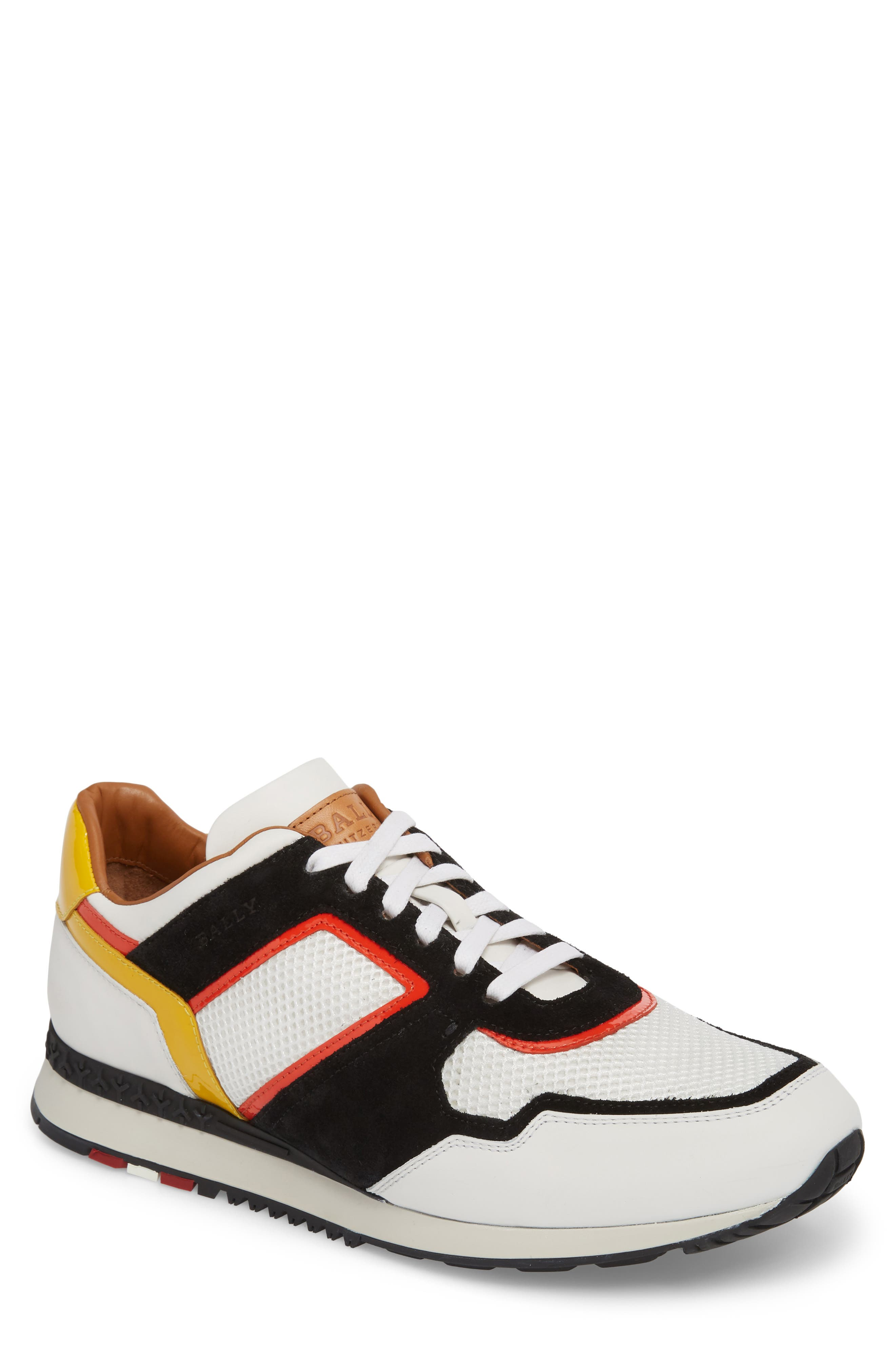 Astreo Low Top Sneaker,                         Main,                         color, White