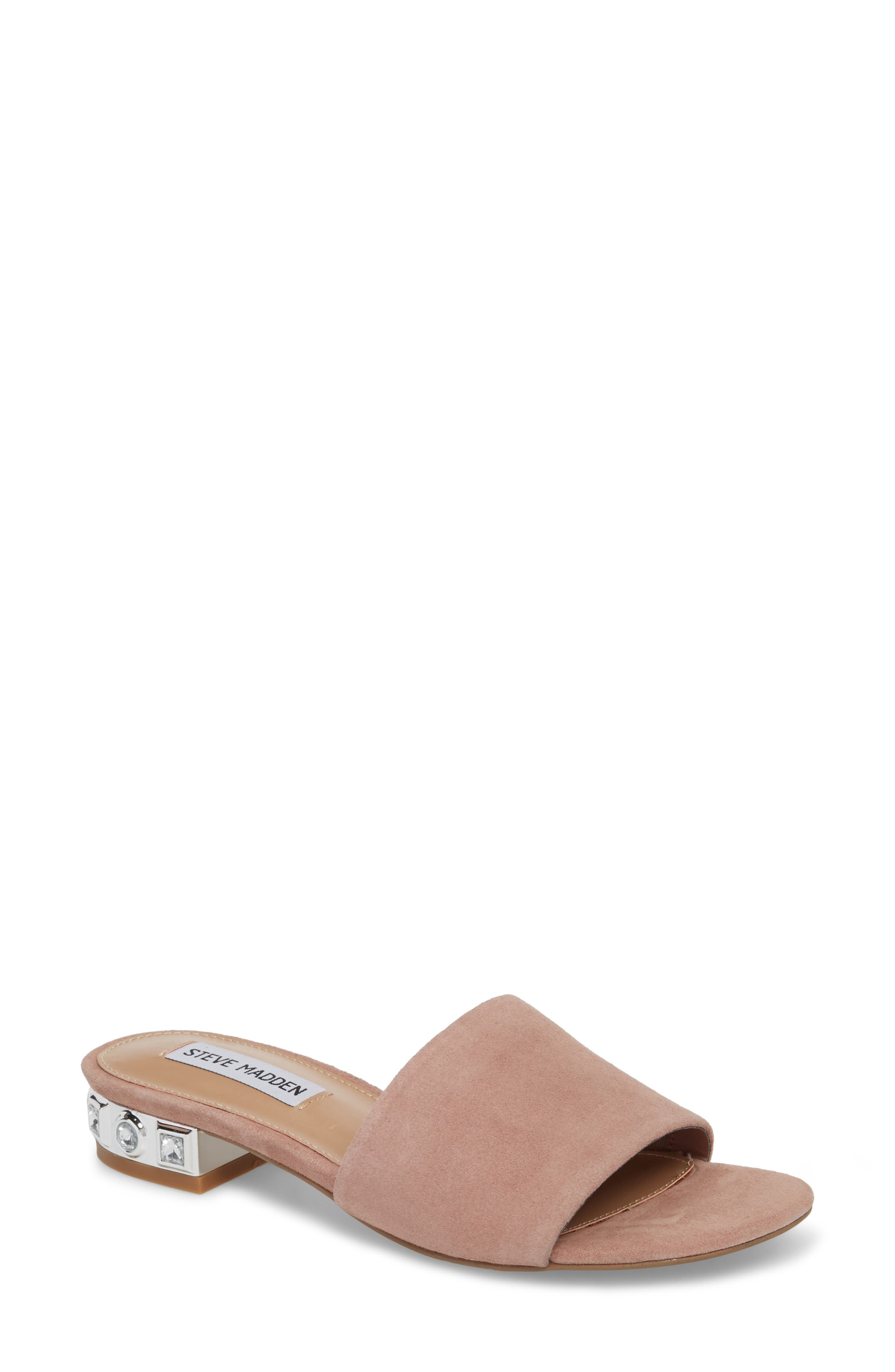 Steve Madden Costa Slide Sandal (Women)