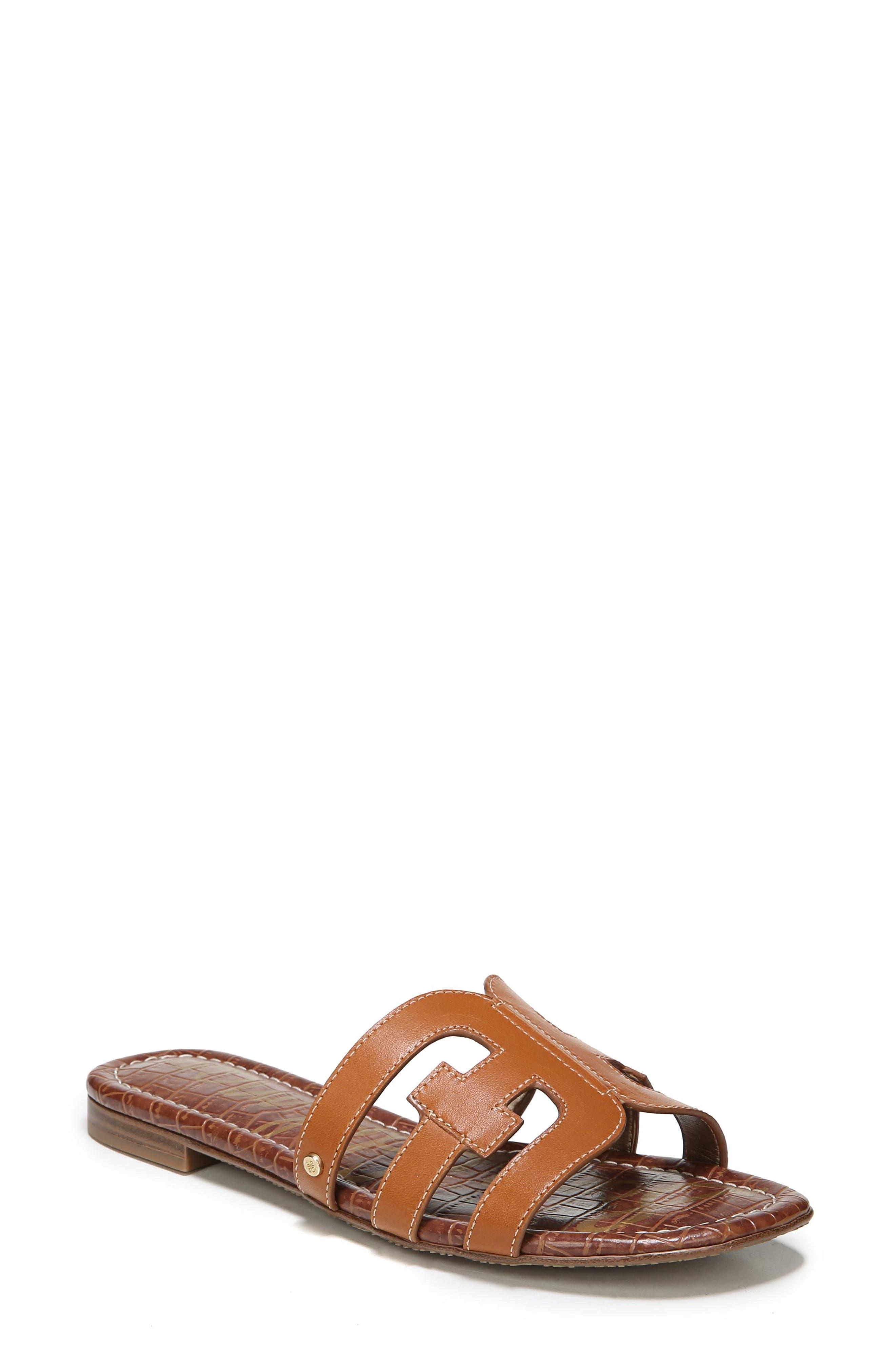 Main Image - Sam Edelman Bay Cutout Slide Sandal (Women)