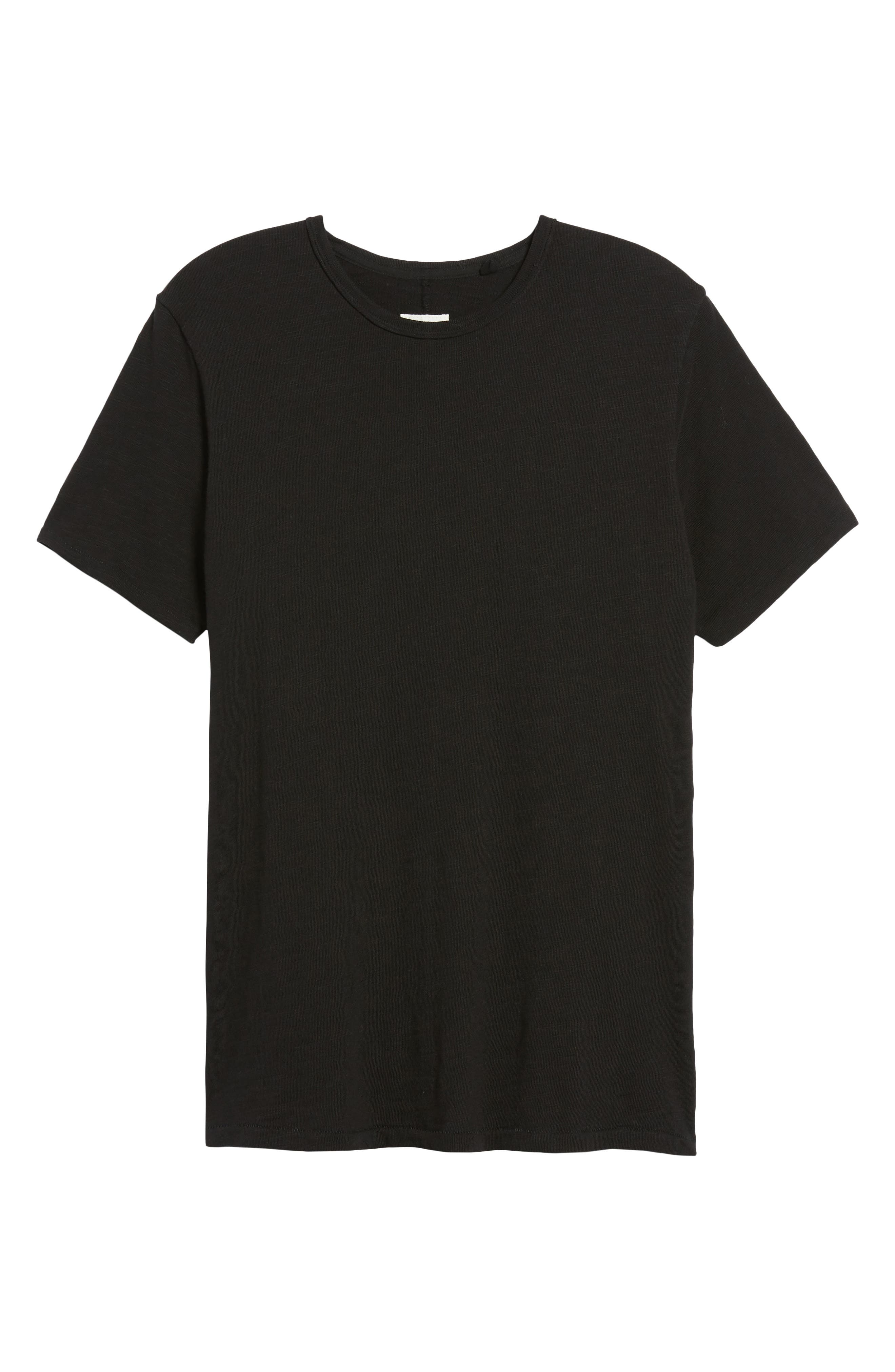 Alternate Image 6  - rag & bone Classic Crewneck Cotton T-Shirt