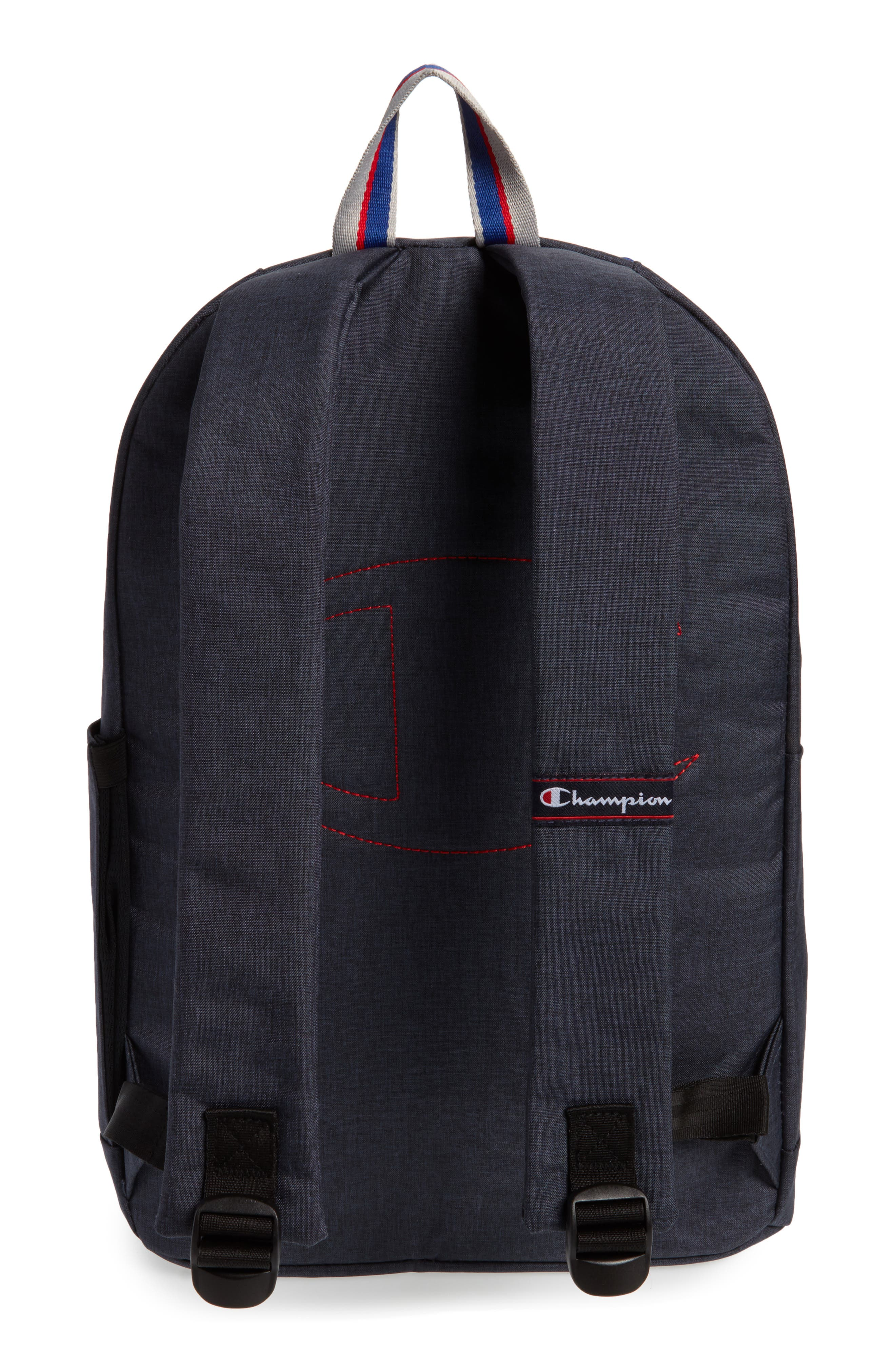 Supercize Backpack,                             Alternate thumbnail 3, color,                             Navy Heather