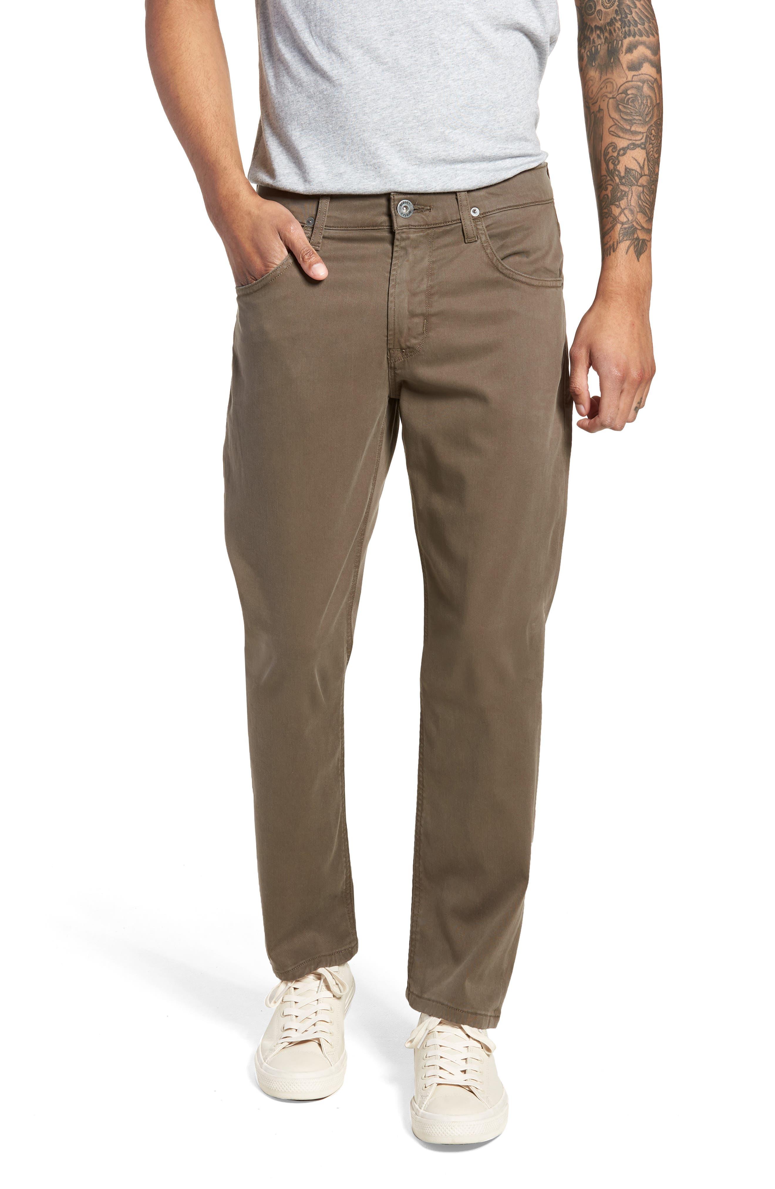 Hudson Jeans Blake Slim Fit Jeans (Plaster)