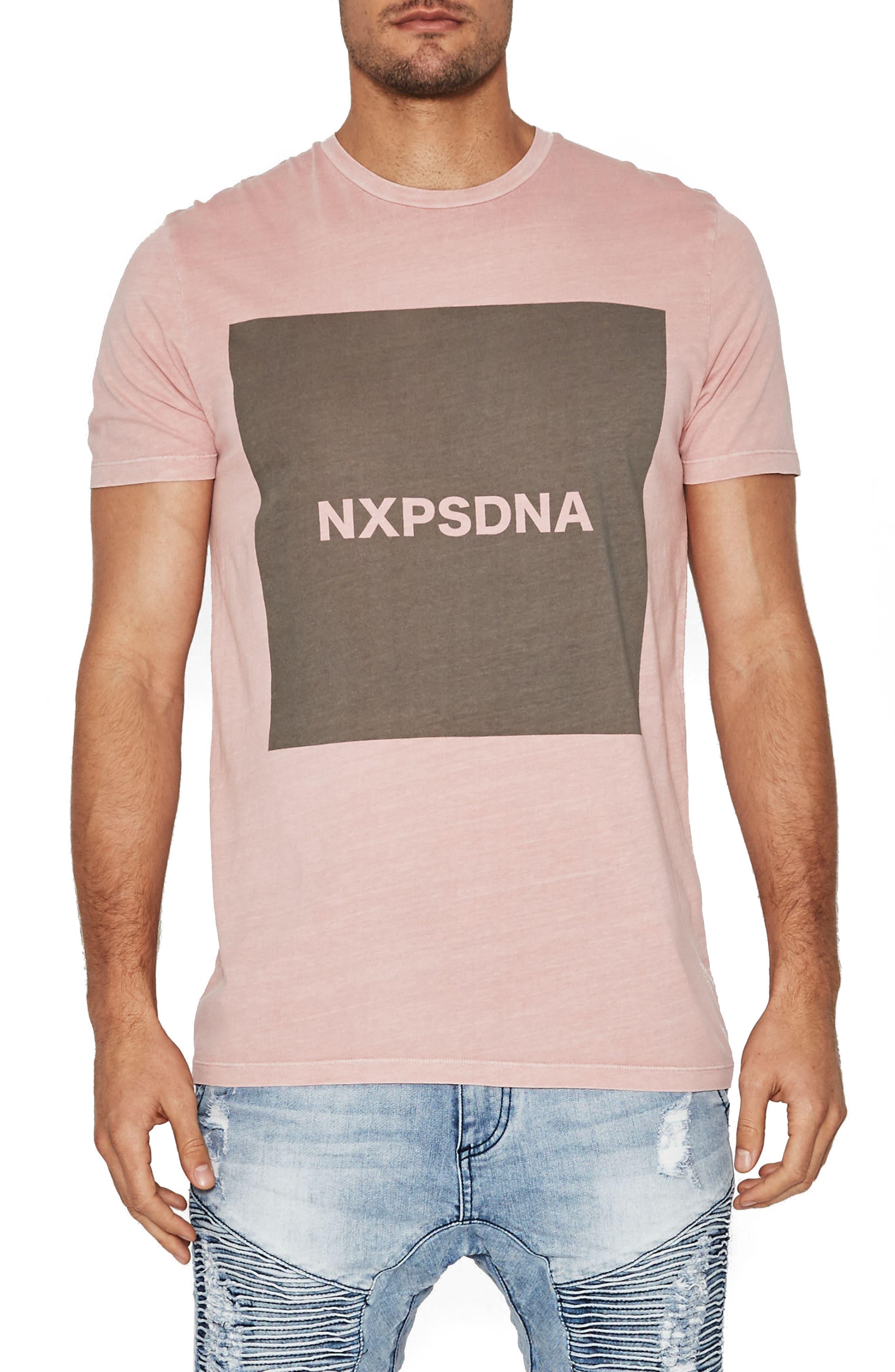 Islands Graphic T-Shirt,                             Main thumbnail 1, color,                             Pigment Rose