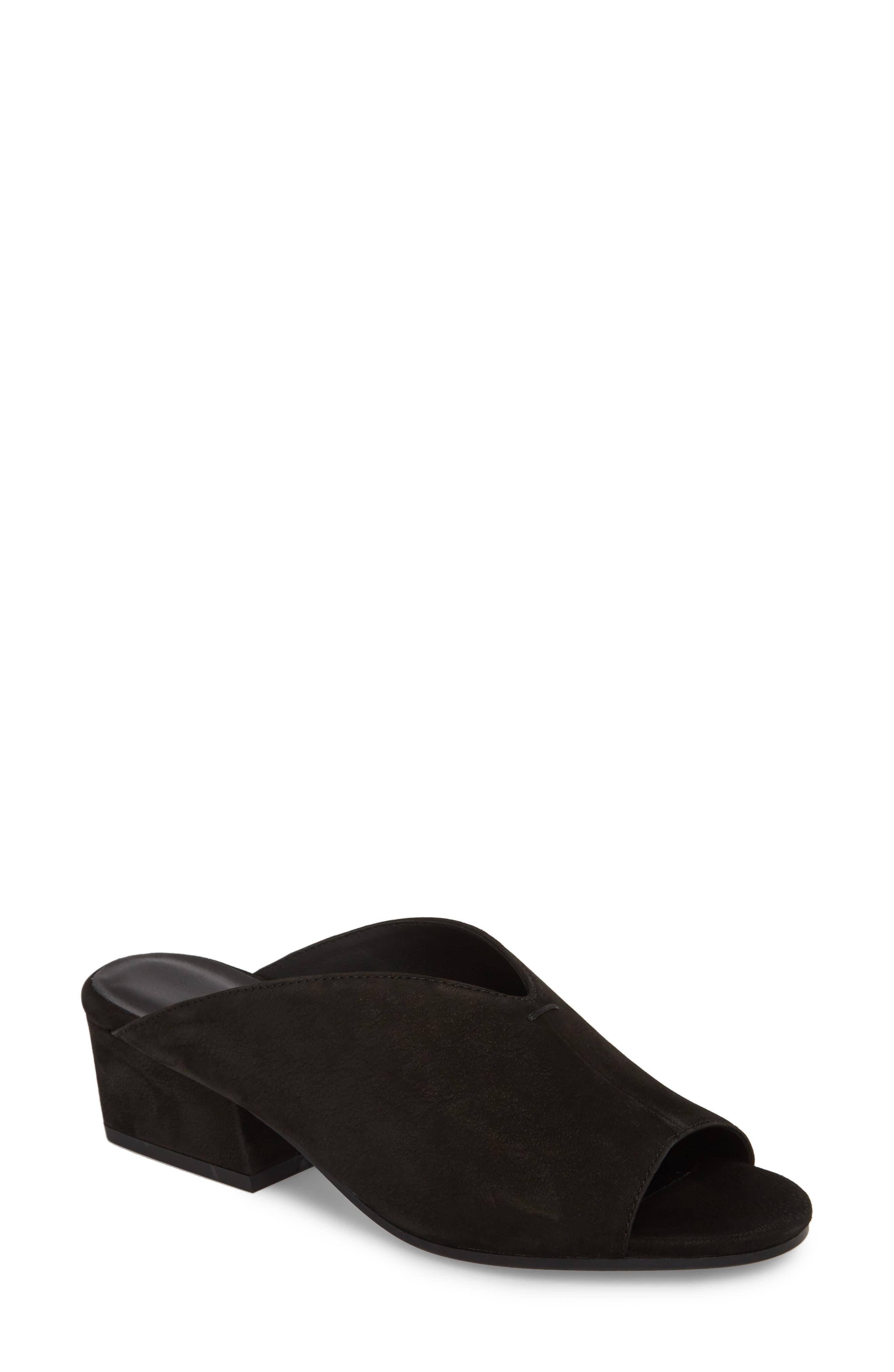 Eileen Fisher Slide Sandal (Women)
