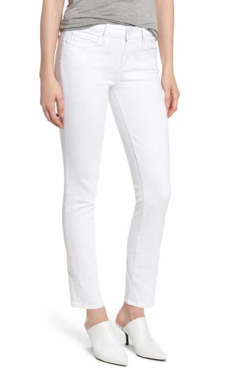 Topshop Jamie Panel High Waist Skinny Jeans by TOPSHOP