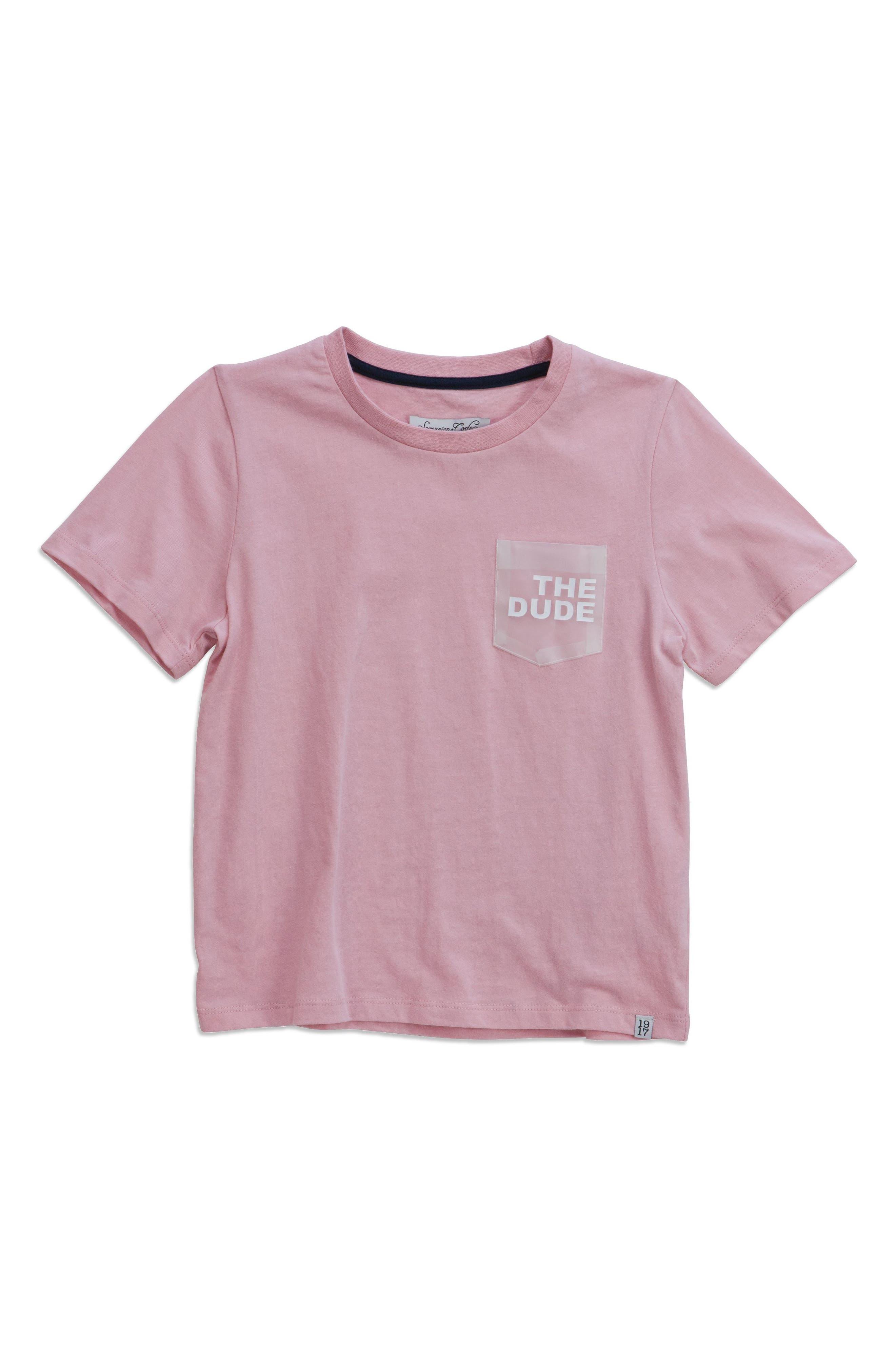Sovereign Code Lacy Pocket T-Shirt (Toddler Boys & Little Boys)
